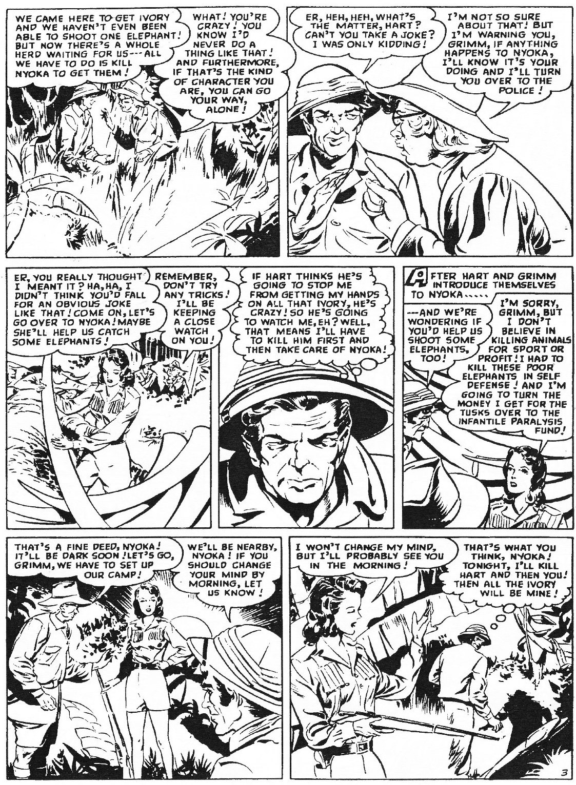 Read online Men of Mystery Comics comic -  Issue #82 - 116