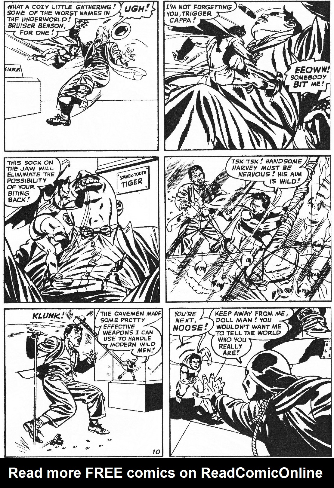 Read online Men of Mystery Comics comic -  Issue #81 - 13