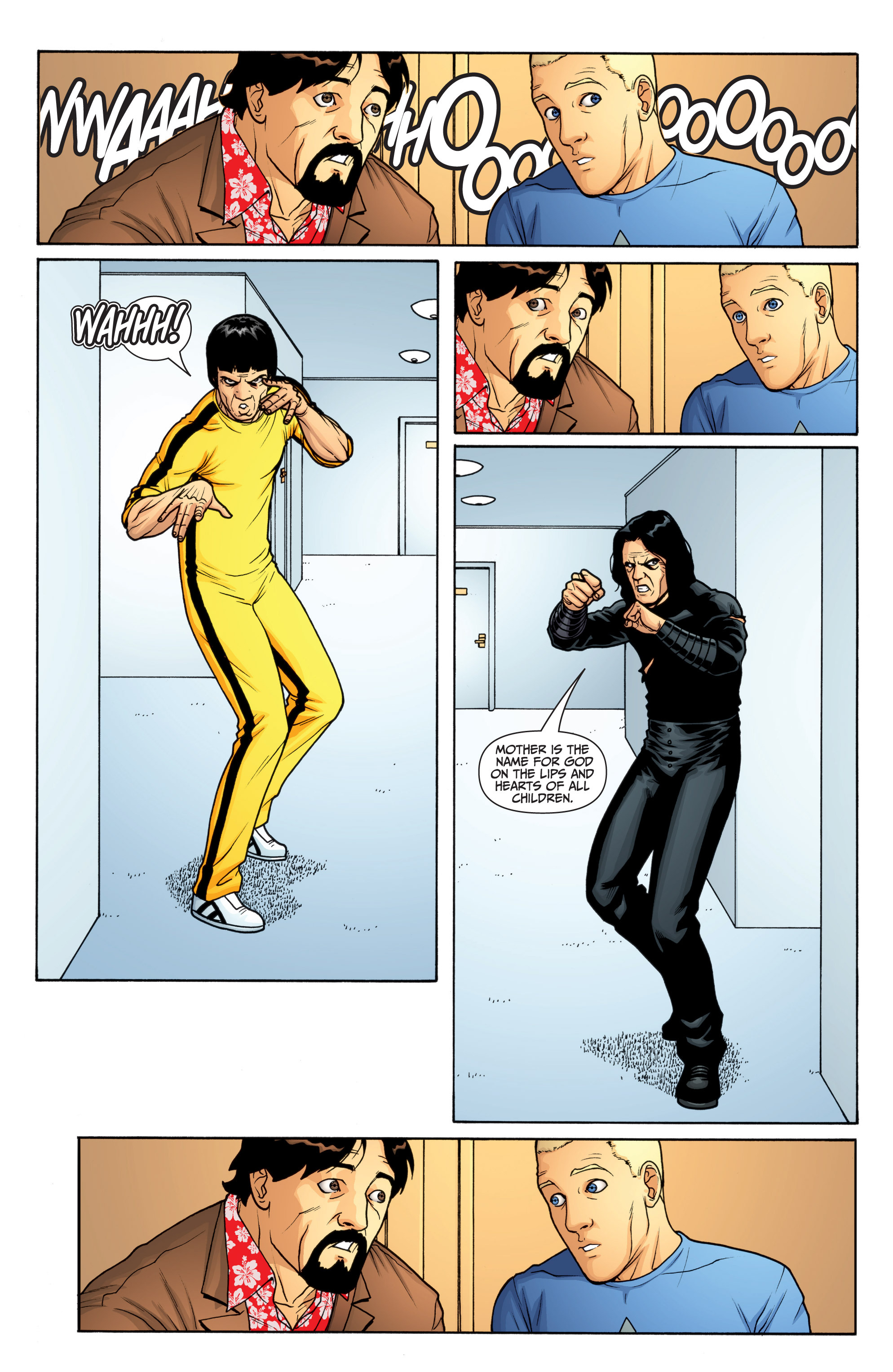 Read online Archer and Armstrong comic -  Issue #Archer and Armstrong _TPB 6 - 38