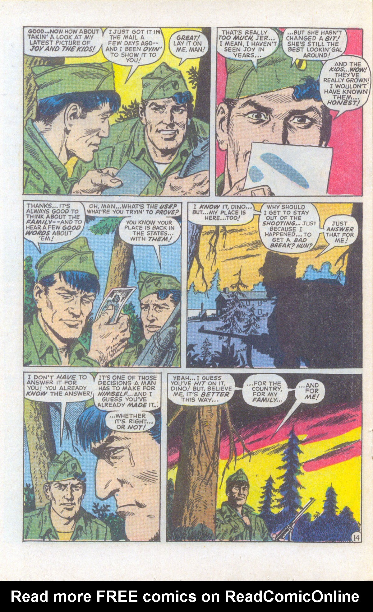 Read online Sgt. Fury comic -  Issue #63 - 20
