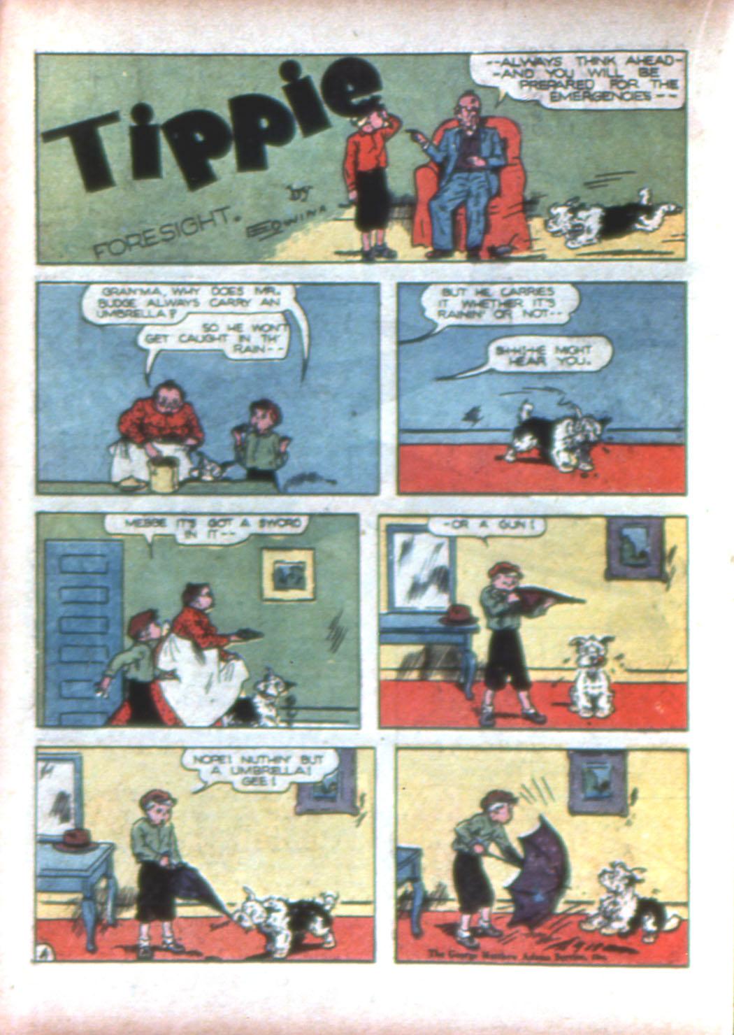 Read online Sensation (Mystery) Comics comic -  Issue #15 - 36