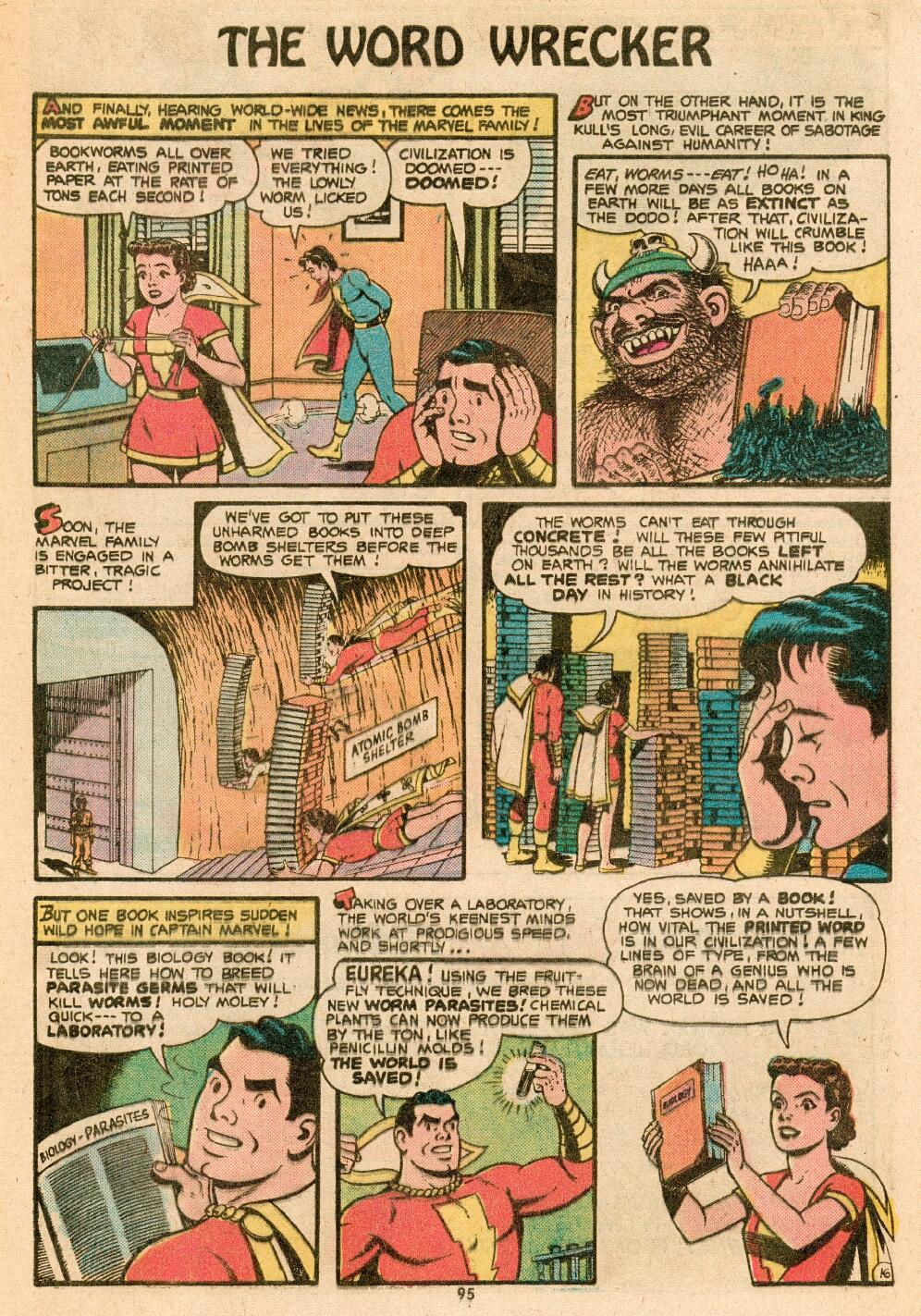 Read online Shazam! (1973) comic -  Issue #14 - 83