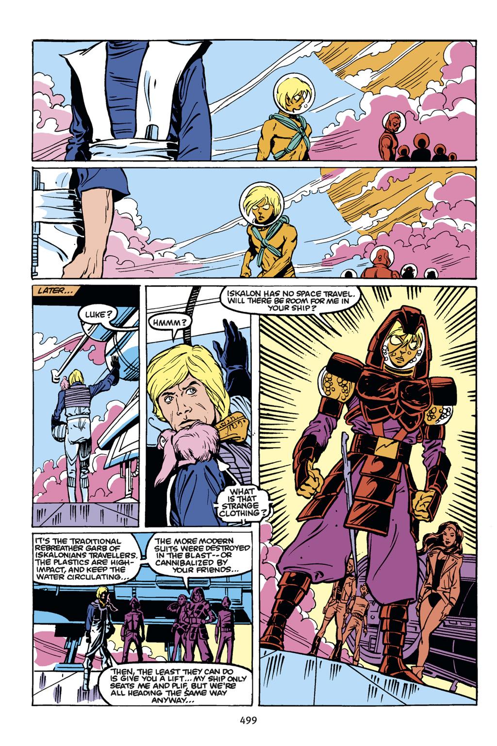 Read online Star Wars Omnibus comic -  Issue # Vol. 18.5 - 215