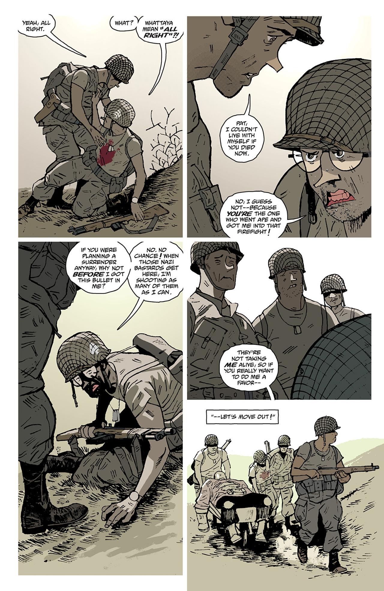 Read online Sledgehammer 44 comic -  Issue #2 - 9