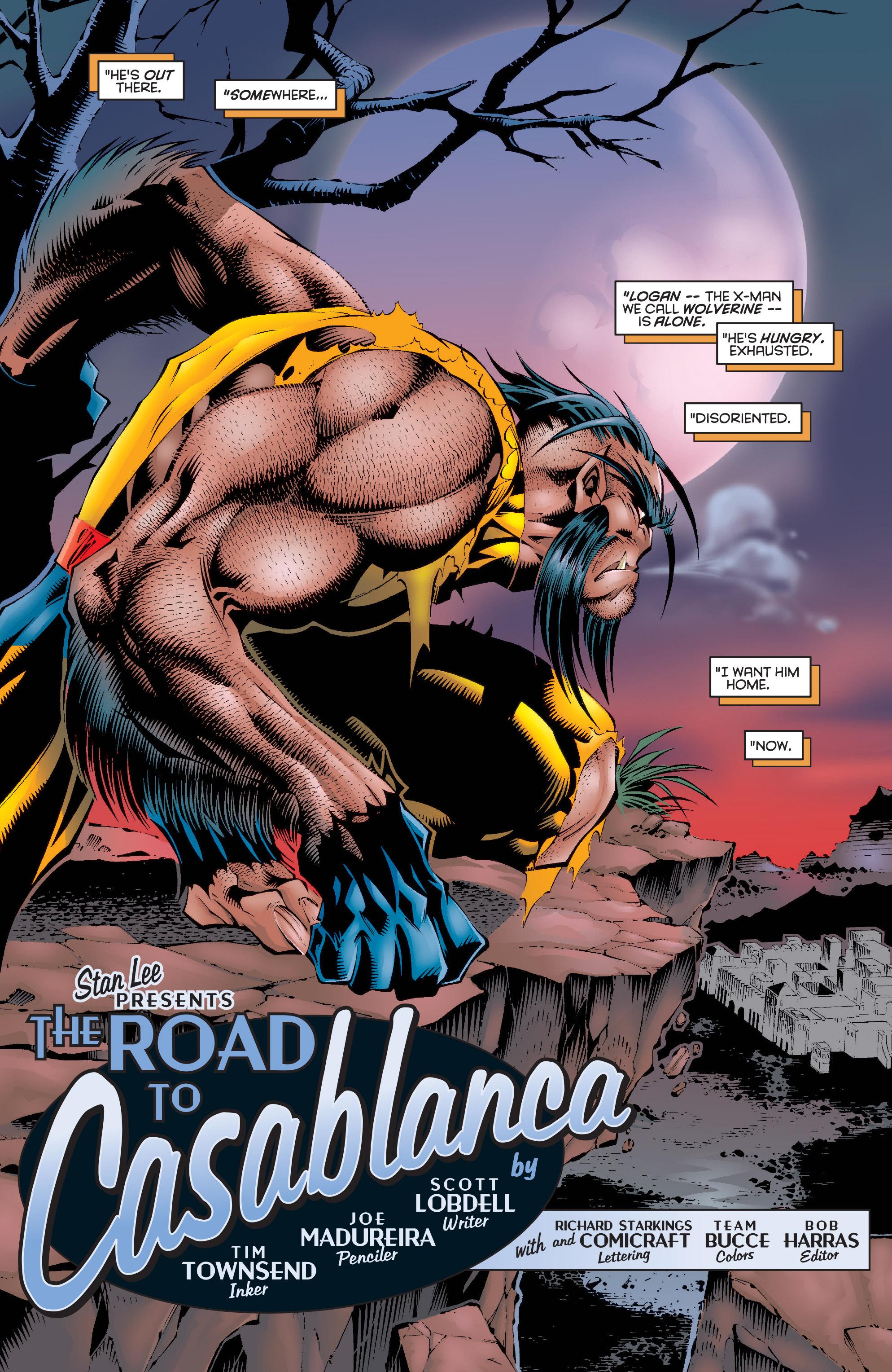 Read online Uncanny X-Men (1963) comic -  Issue #332 - 2