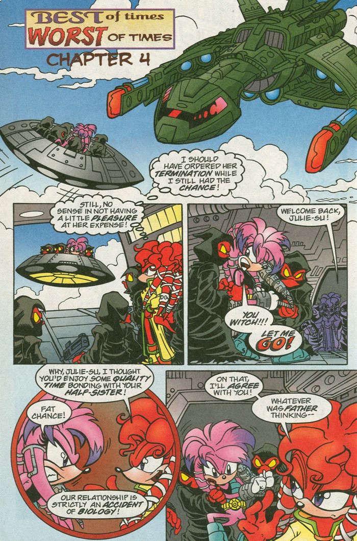 Read online Sonic Super Special comic -  Issue #14 - best of times - 34
