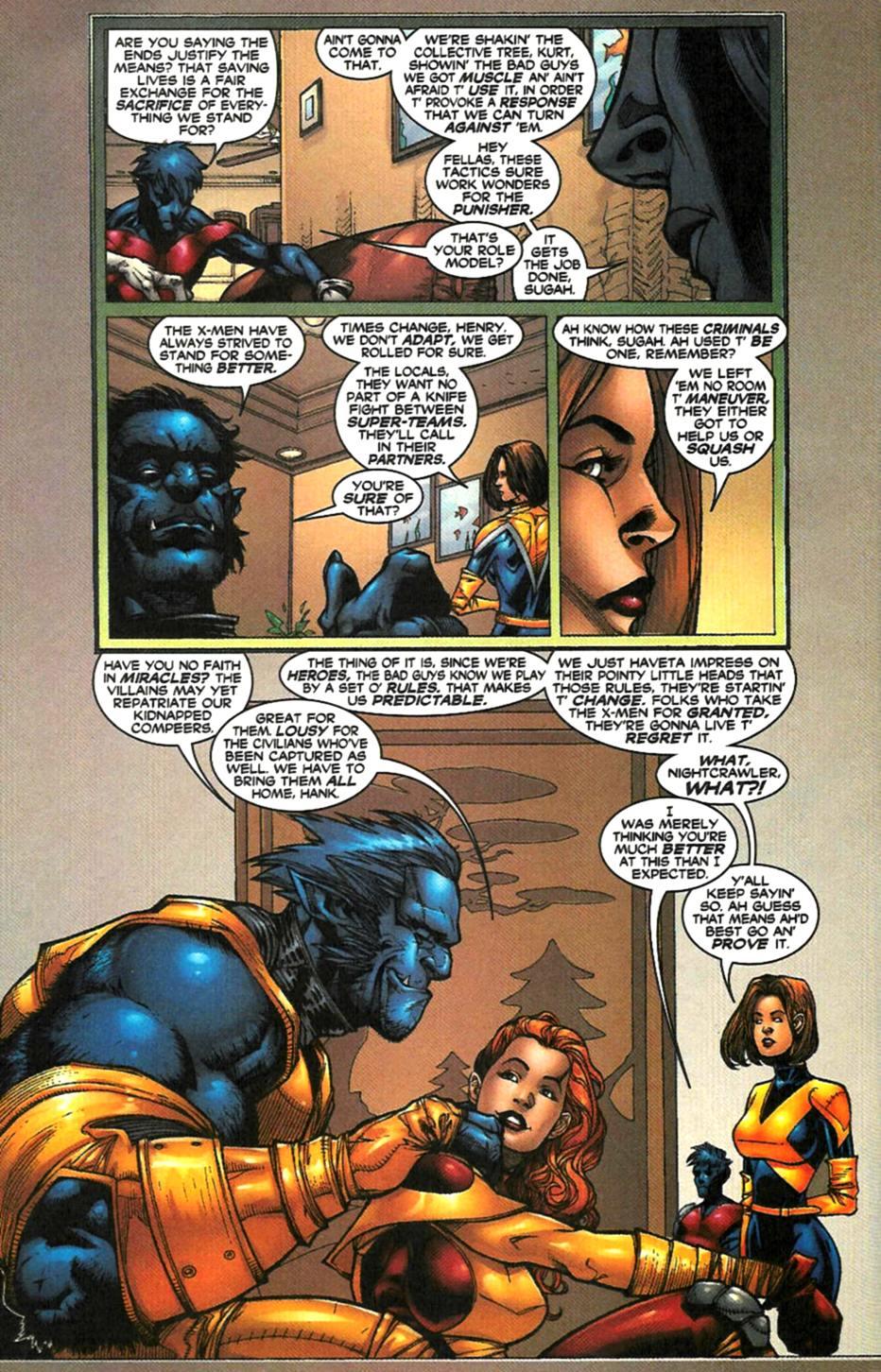 X-Men (1991) 104 Page 8