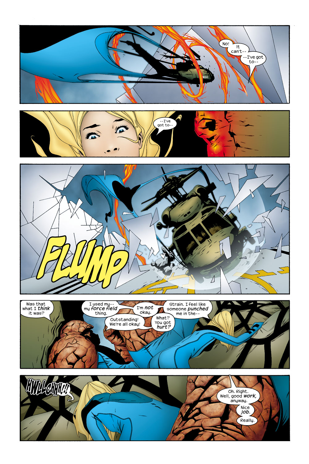 Read online Ultimate Fantastic Four (2004) comic -  Issue #19 - 8