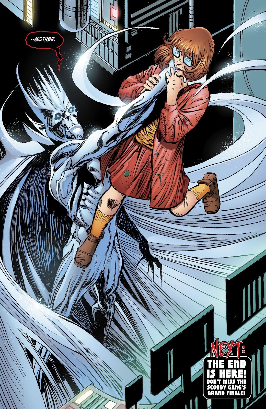 Read online Scooby Apocalypse comic -  Issue #35 - 20