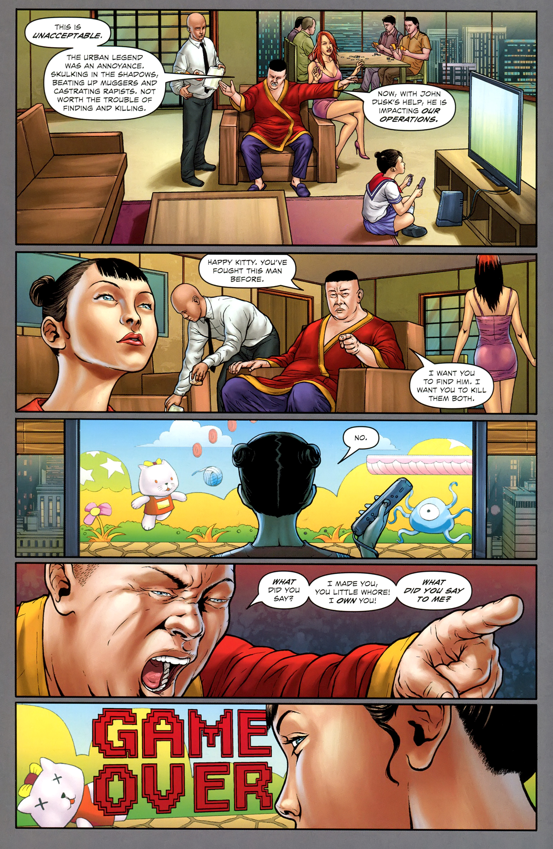 Read online Absolution: Rubicon comic -  Issue #1 - 24