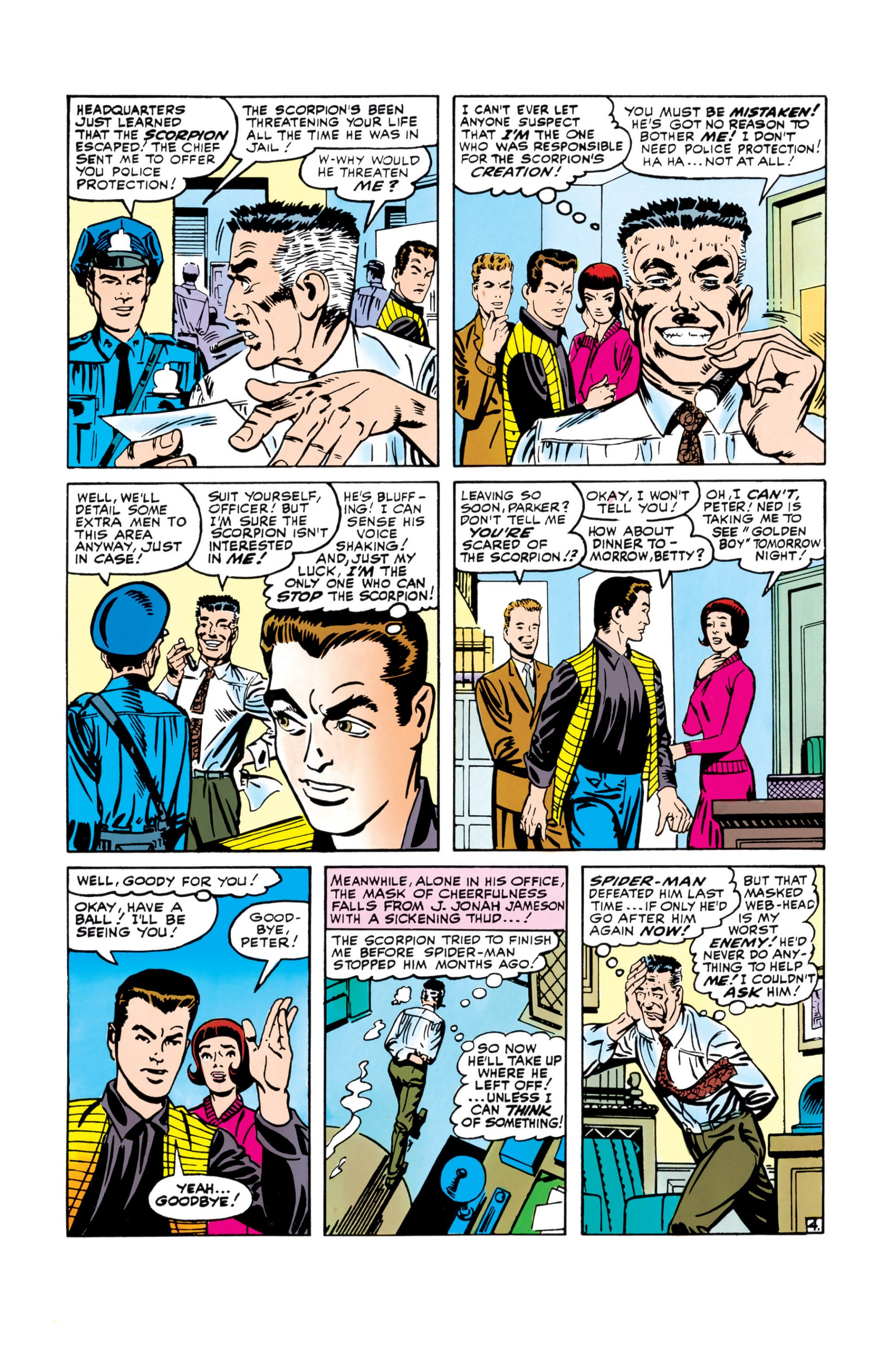 The Amazing Spider-Man (1963) 29 Page 4