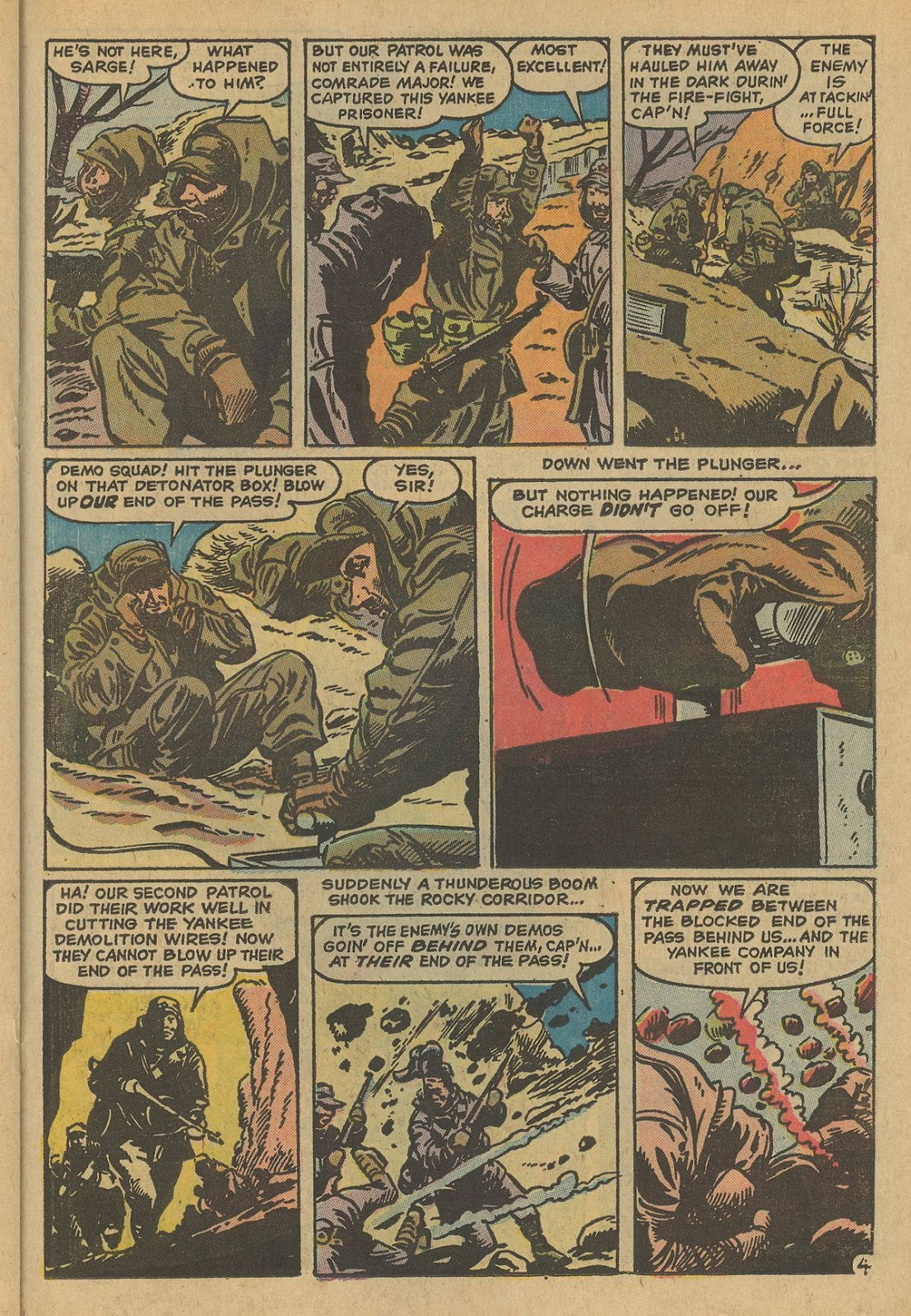 War Is Hell (1973) issue 5 - Page 23