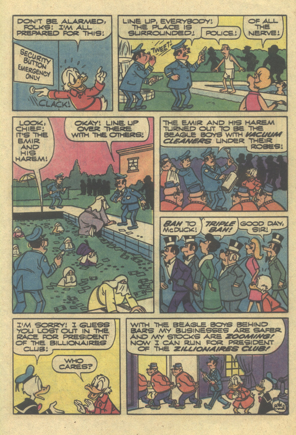 Read online Uncle Scrooge (1953) comic -  Issue #207 - 29