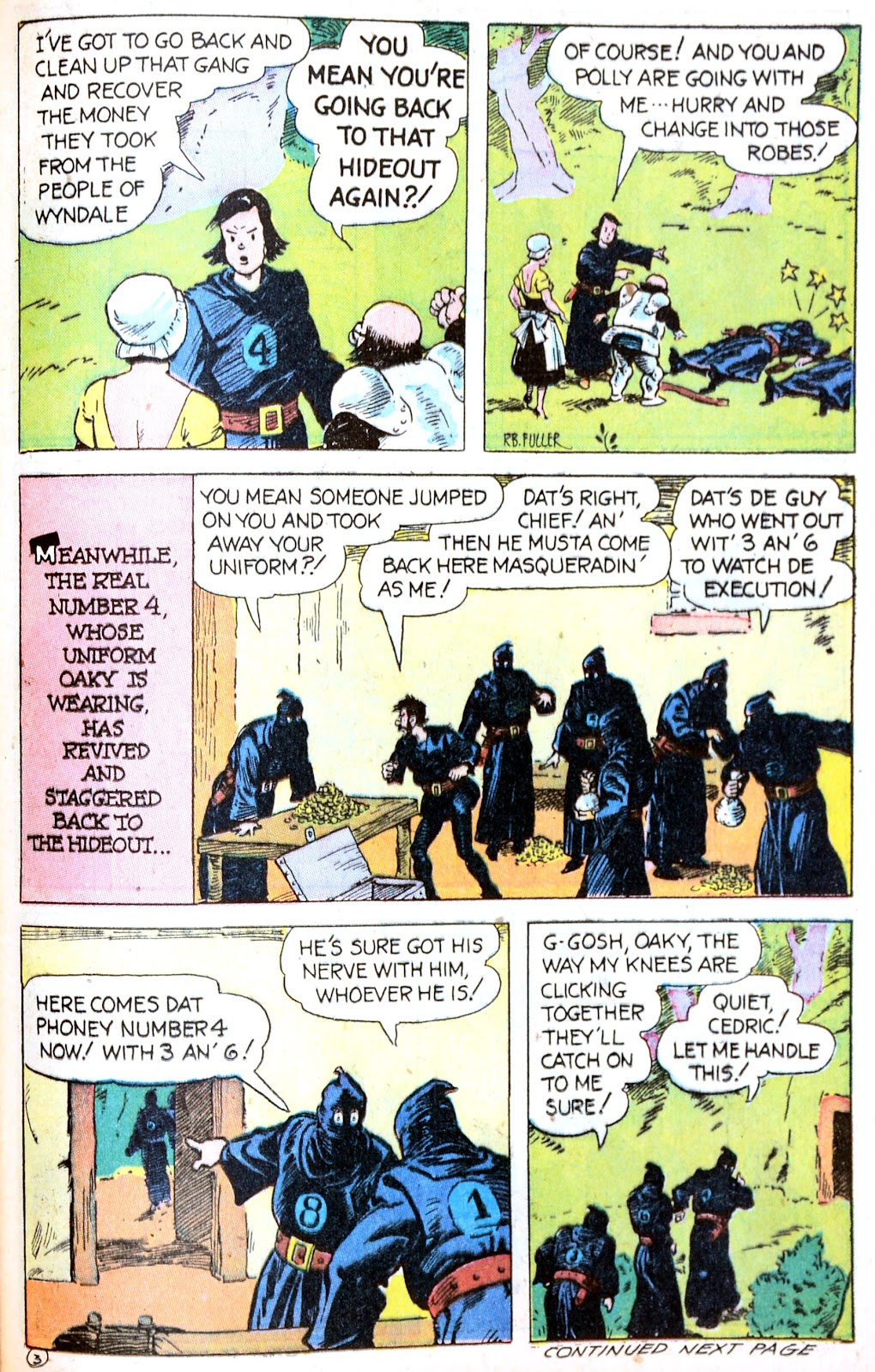 Read online Famous Funnies comic -  Issue #120 - 36
