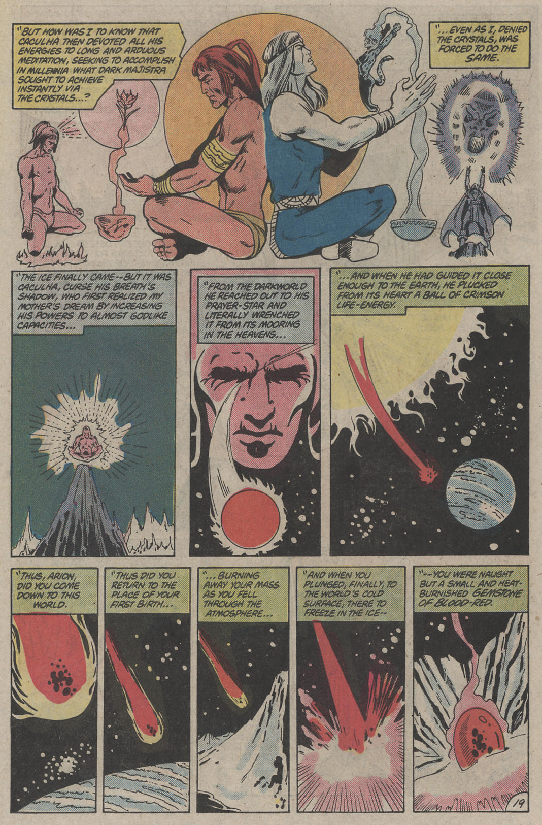 Read online Arion, Lord of Atlantis comic -  Issue #4 - 19