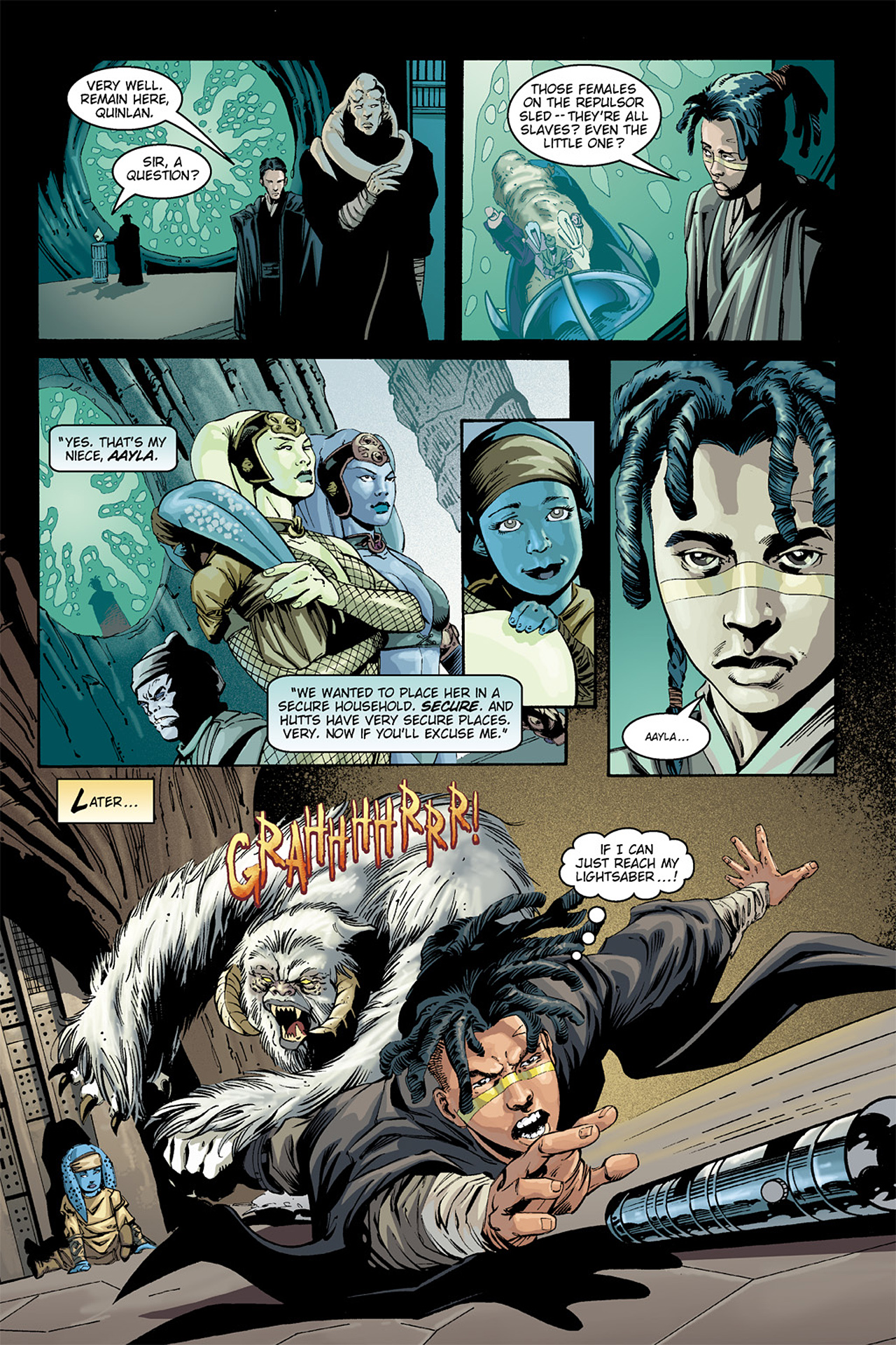 Read online Star Wars Omnibus comic -  Issue # Vol. 15.5 - 136