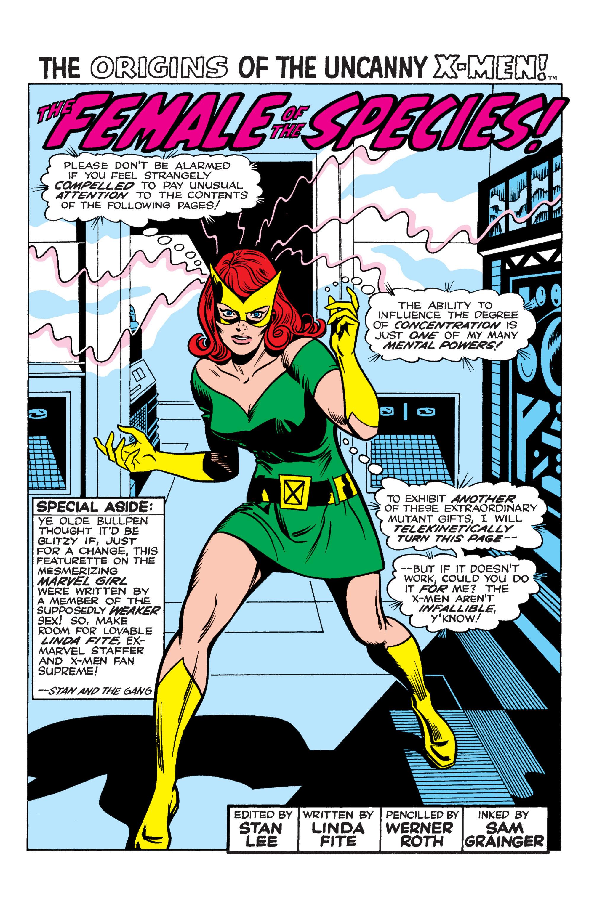 Uncanny X-Men (1963) 57 Page 16