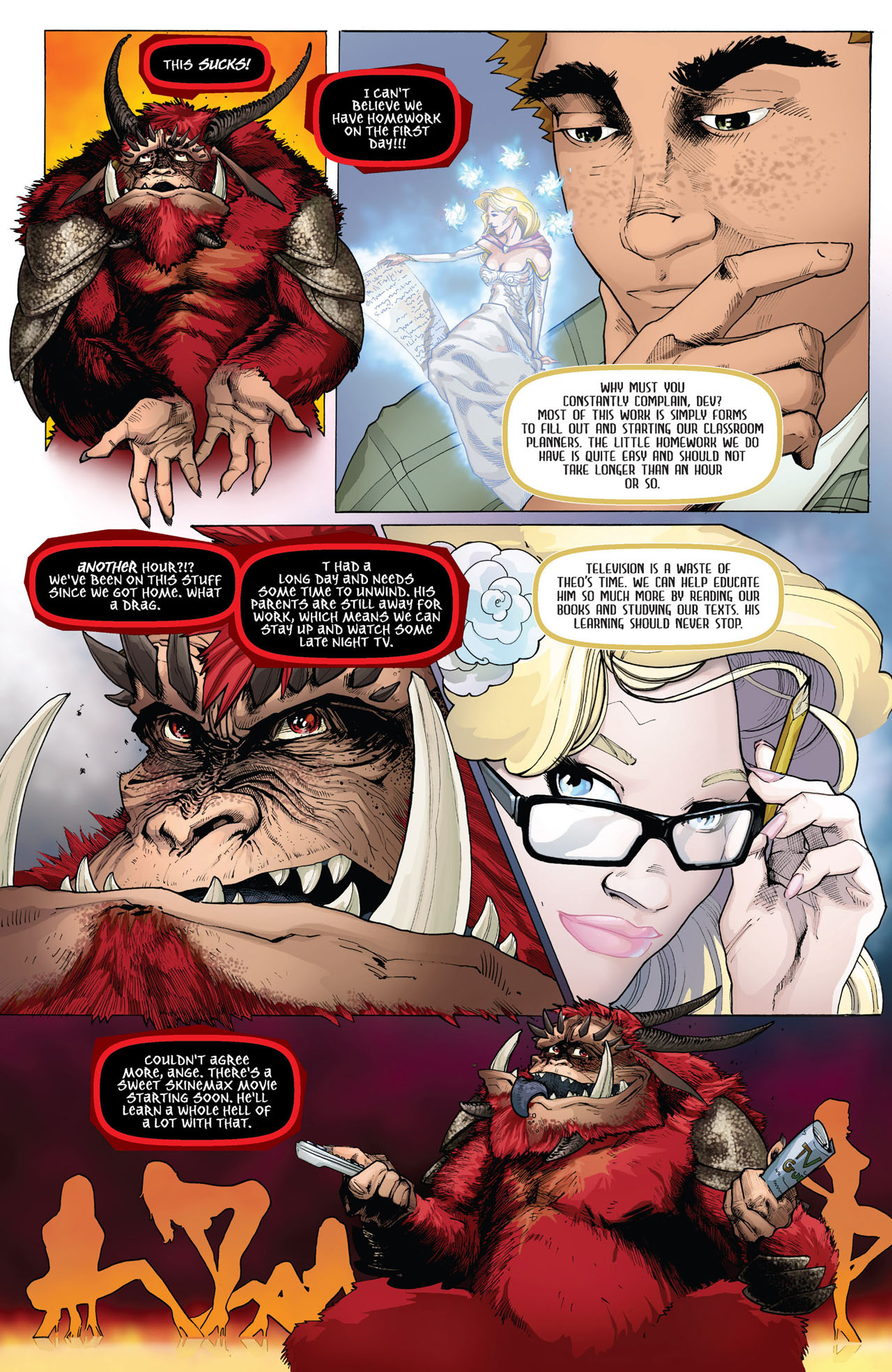 Read online Shrugged (2013) comic -  Issue #1 - 14