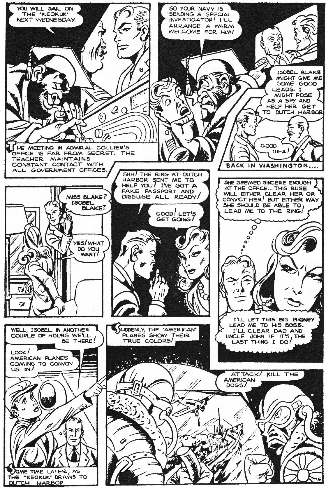 Read online Men of Mystery Comics comic -  Issue #82 - 45