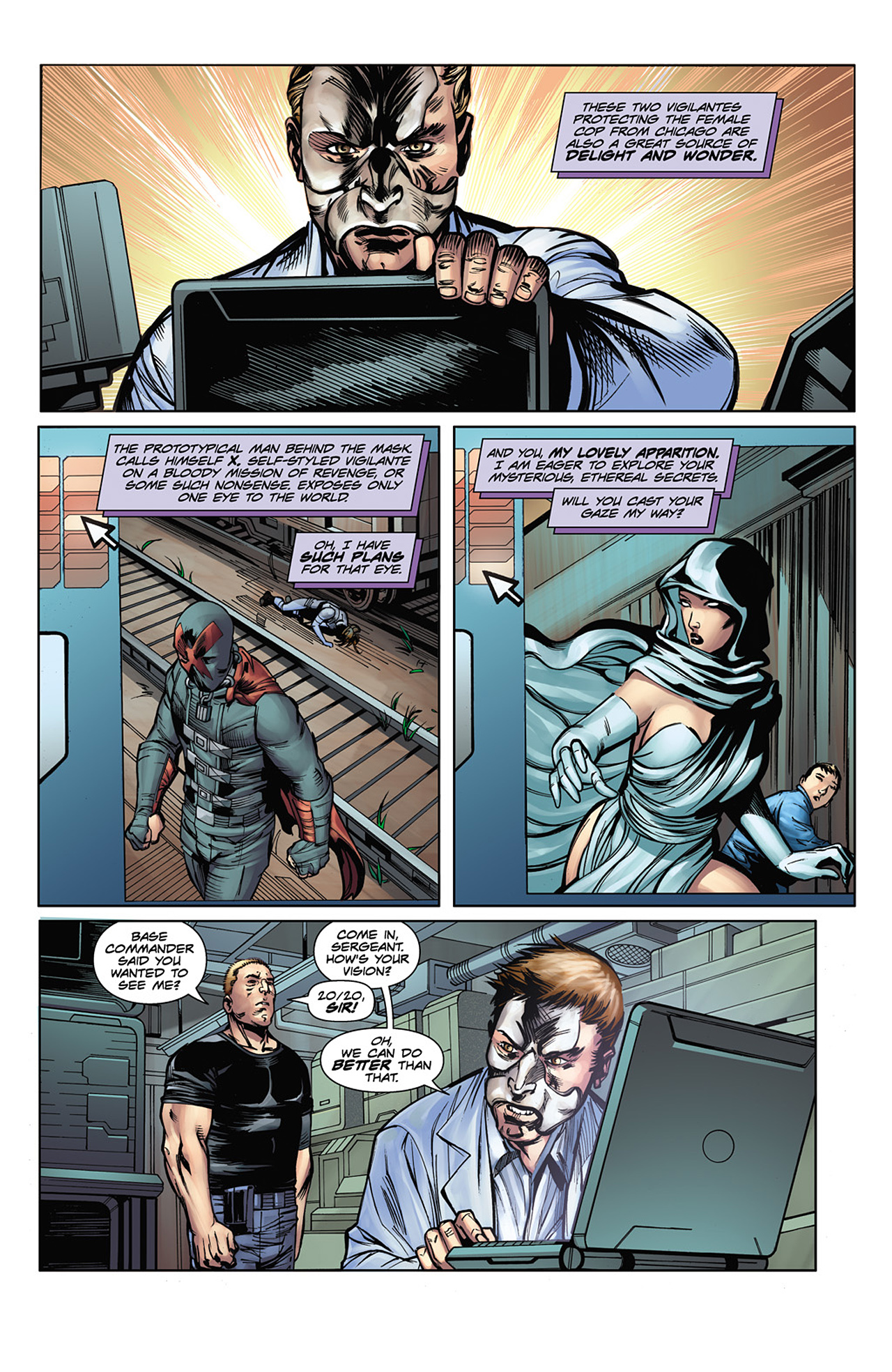 Read online Two Past Midnight comic -  Issue #3 - 15