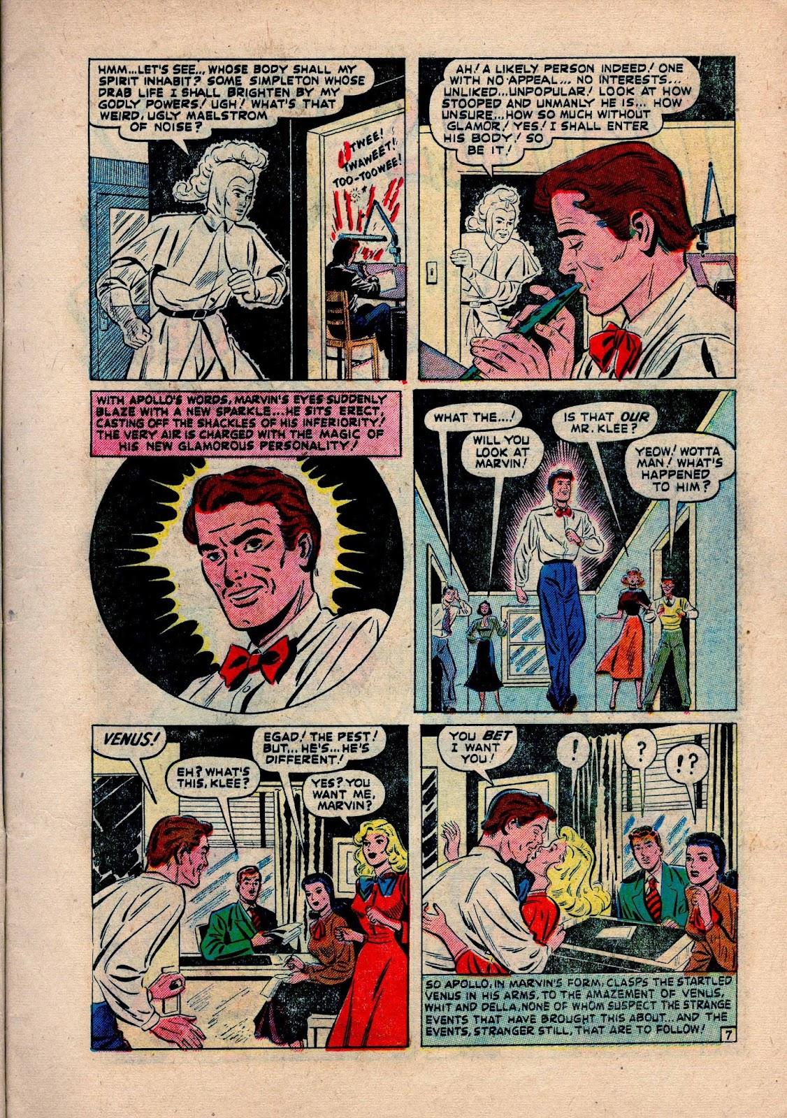 Venus (1948) issue 9 - Page 11