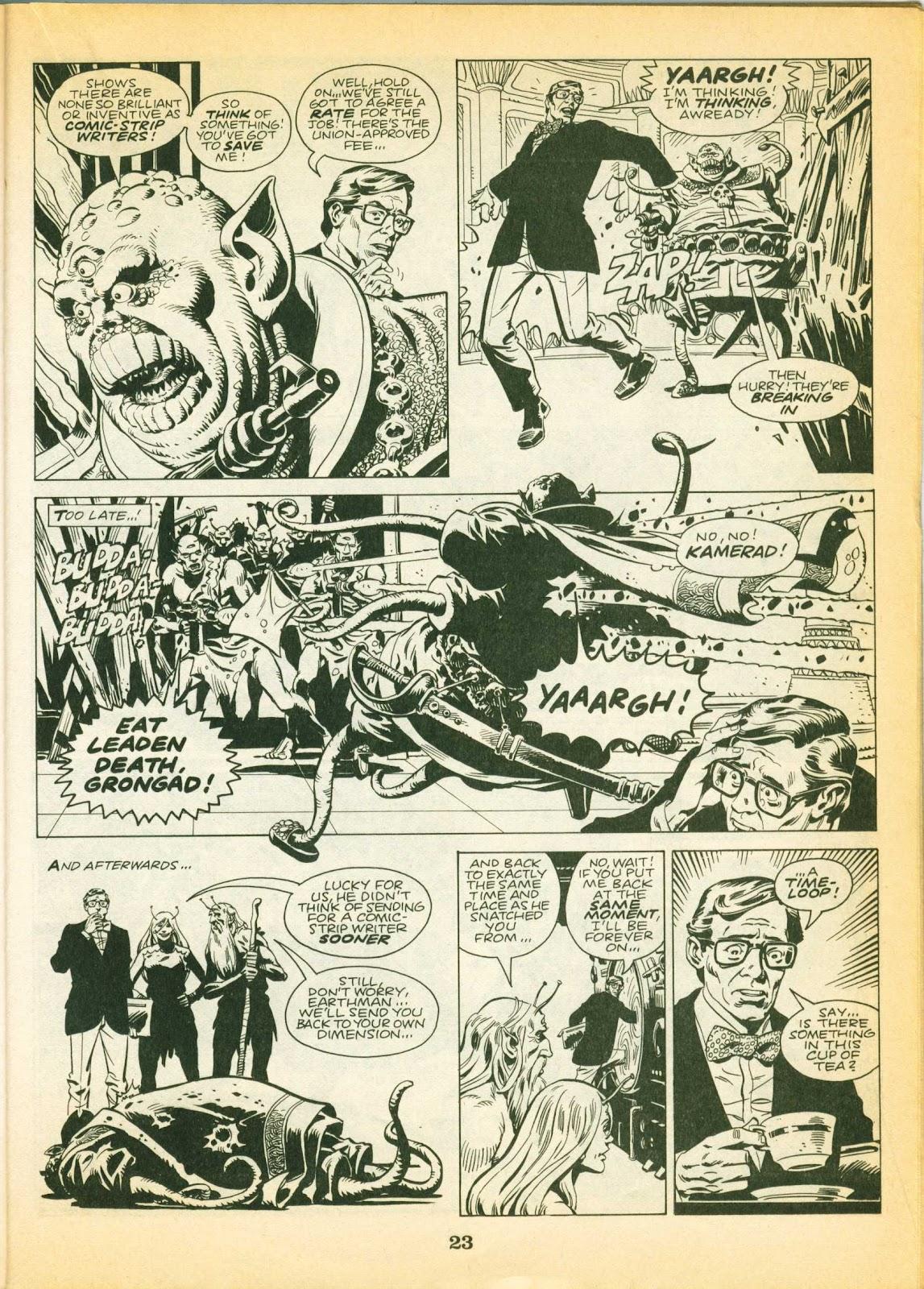 Warrior Issue #1 #2 - English 23