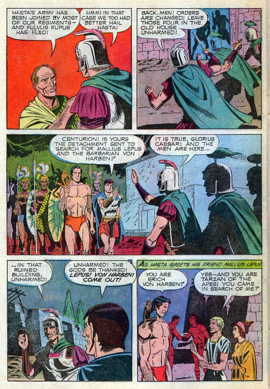 Tarzan (1962) issue 195 - Page 26
