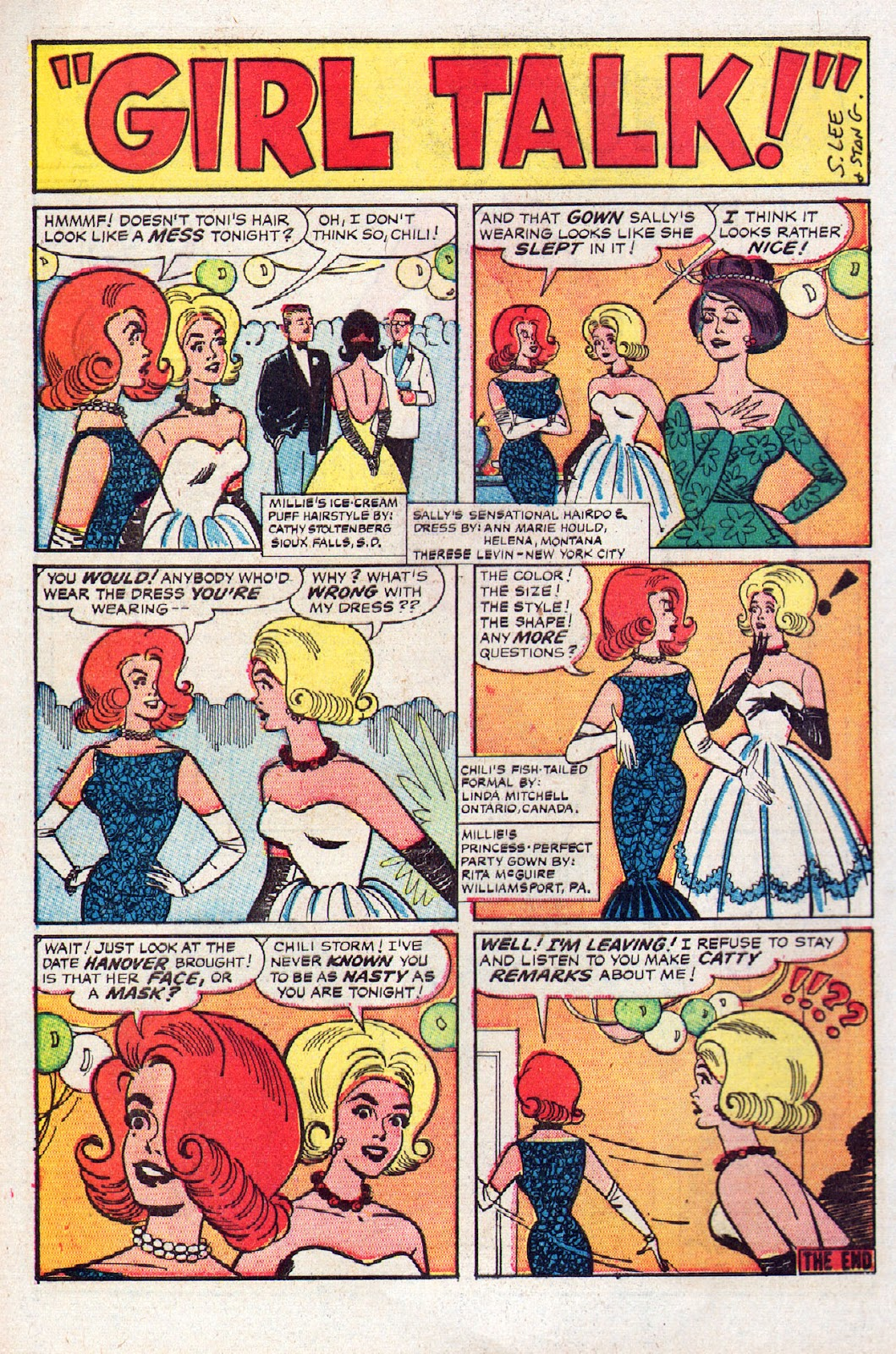 Read online Millie the Model comic -  Issue # Annual 2 - 18
