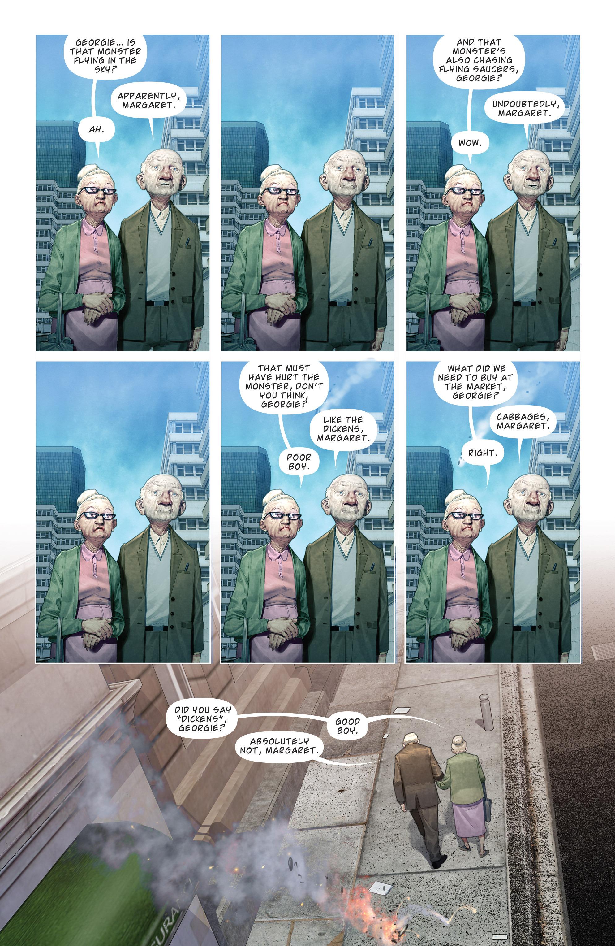 Read online Animal Noir comic -  Issue #4 - 31