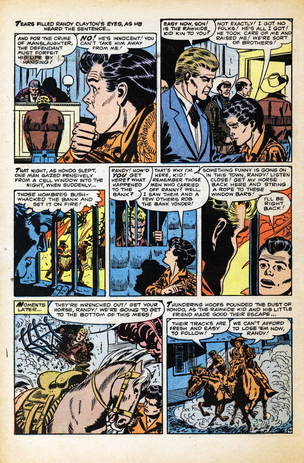 The Rawhide Kid (1955) issue 2 - Page 6