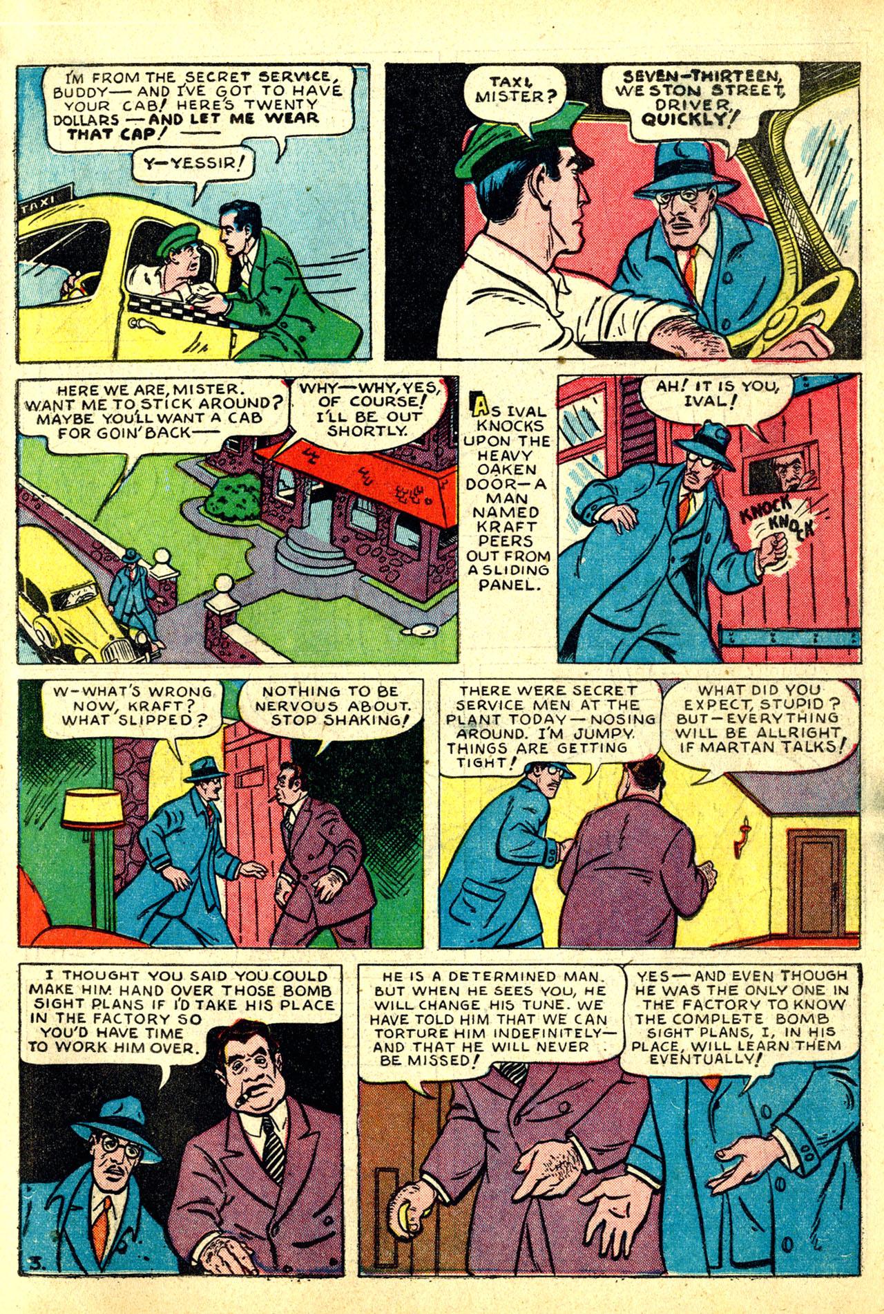 Read online Detective Comics (1937) comic -  Issue #50 - 19