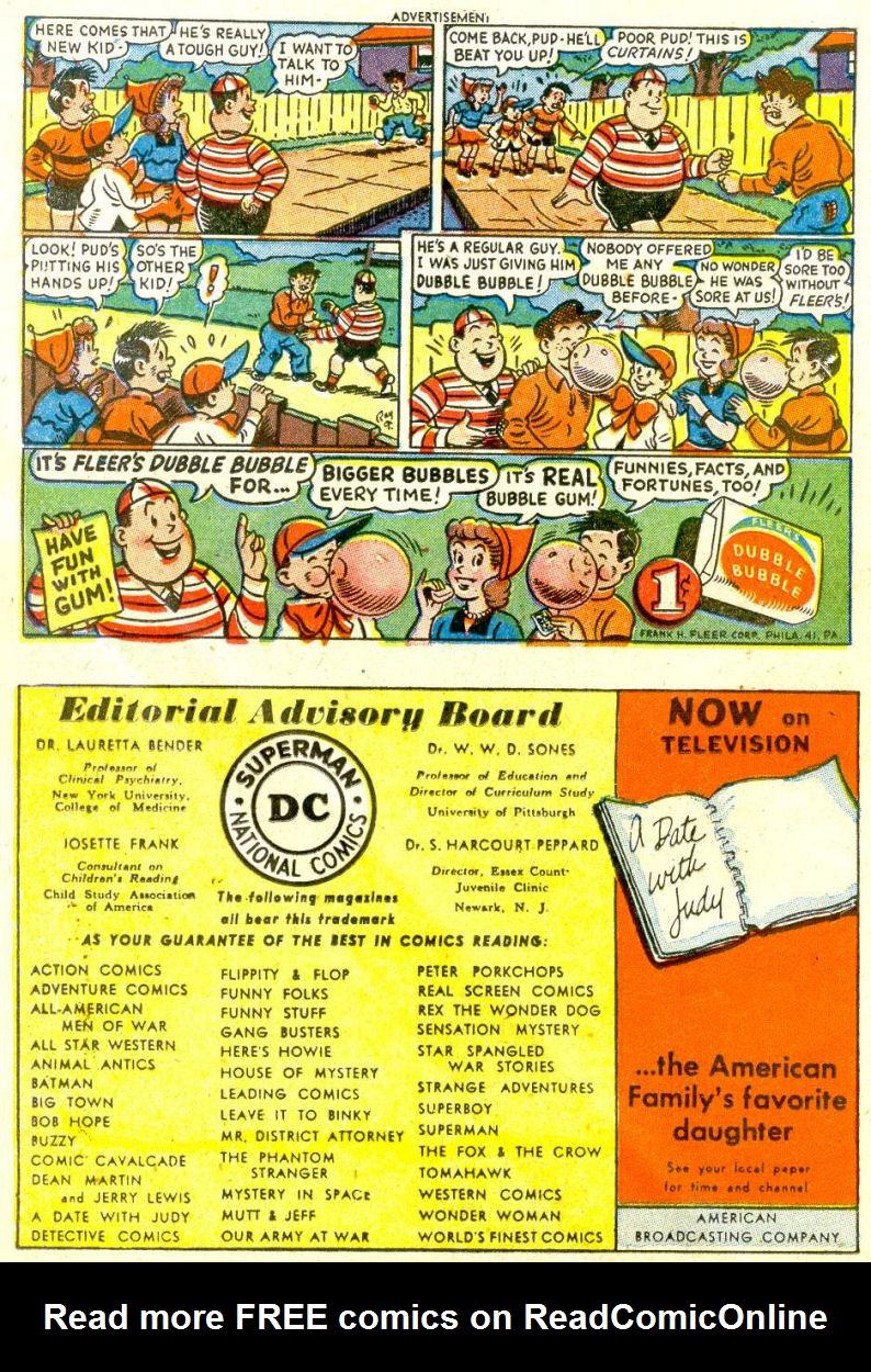 Read online Sensation (Mystery) Comics comic -  Issue #112 - 14