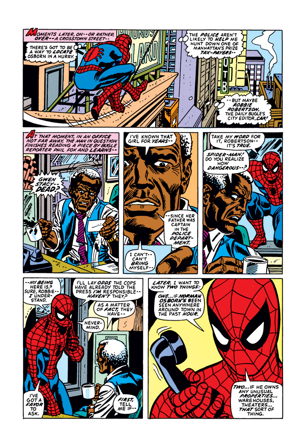 The Amazing Spider-Man (1963) 122 Page 12