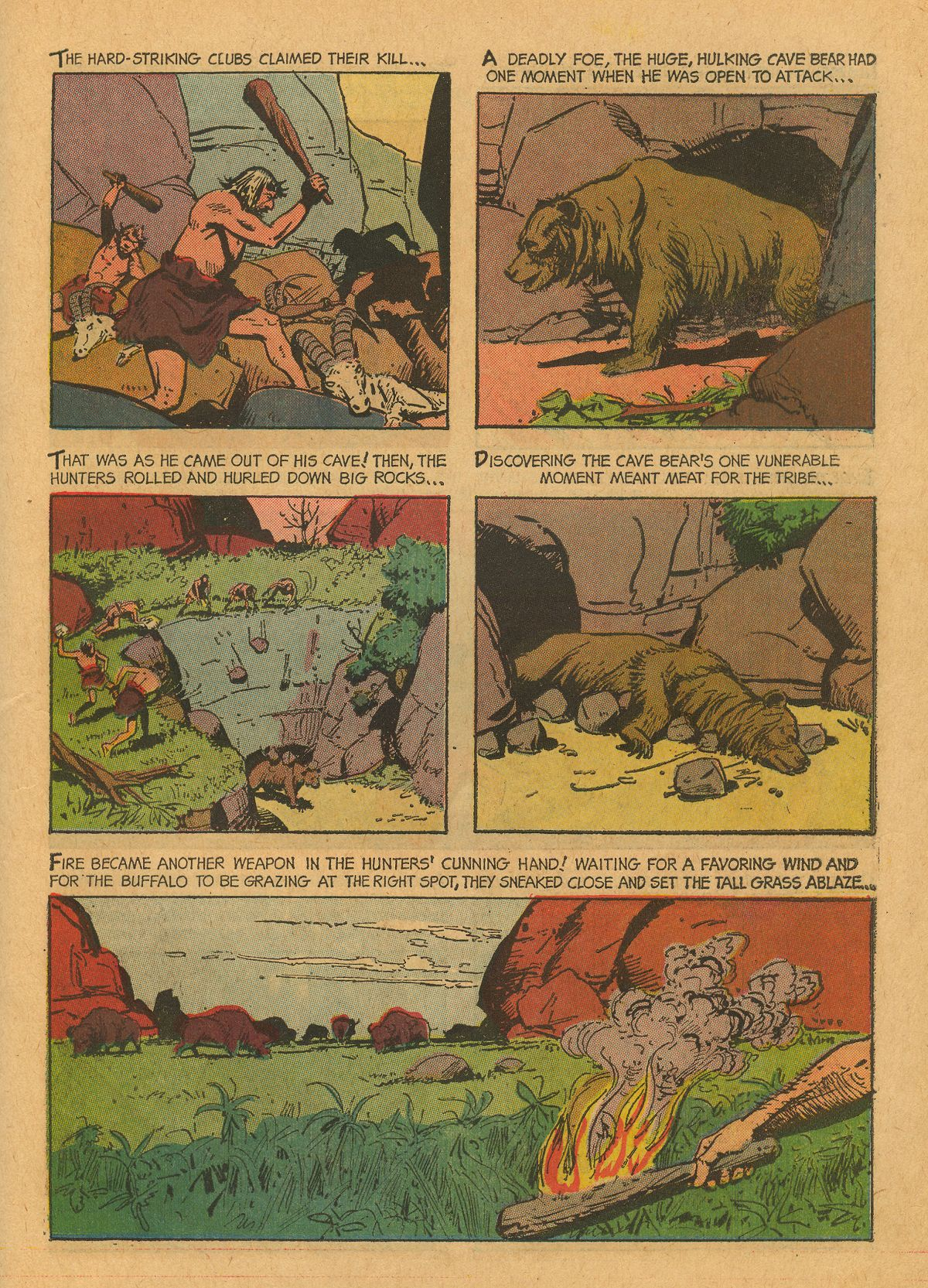 Read online Turok, Son of Stone comic -  Issue #49 - 23