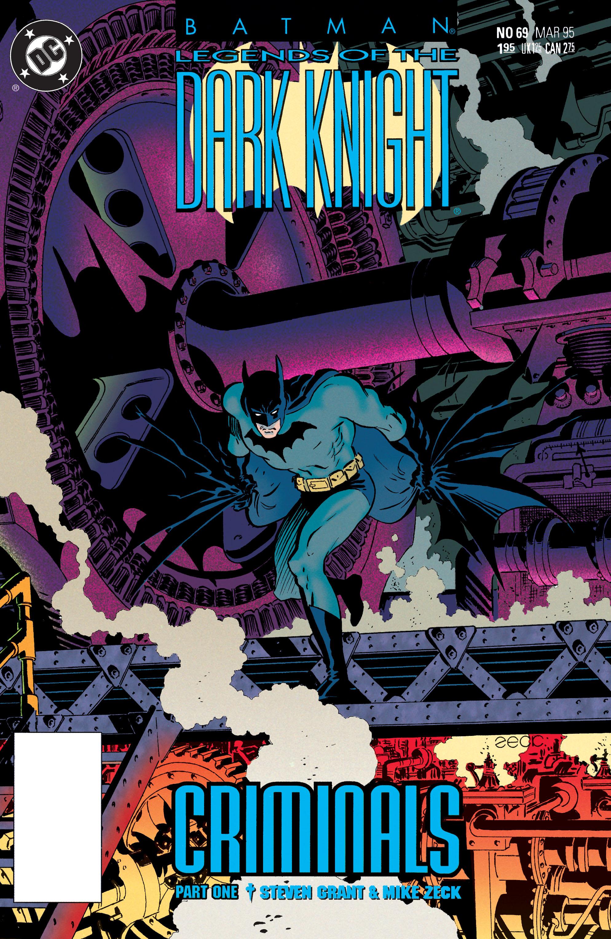 Batman: Legends of the Dark Knight 69 Page 1