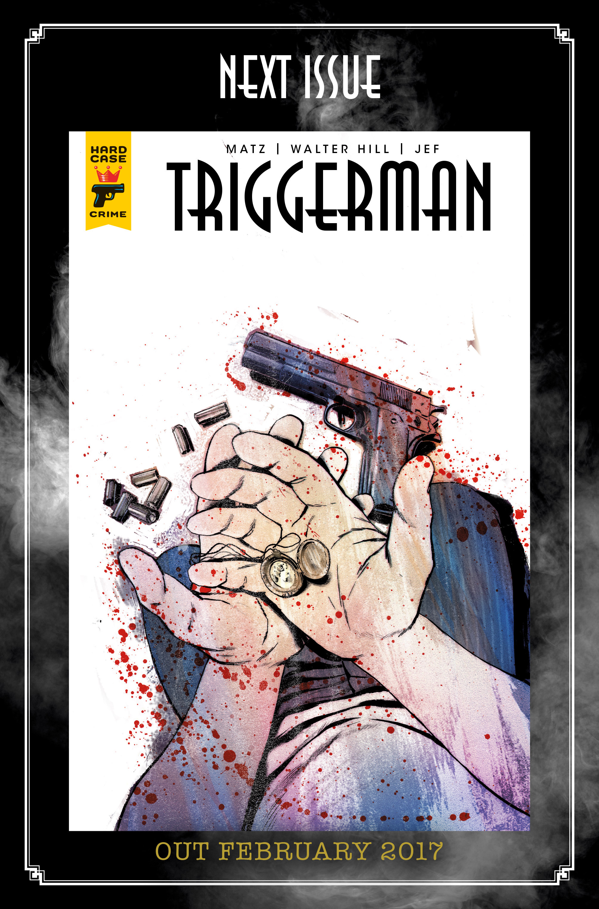 Read online Triggerman comic -  Issue #4 - 30