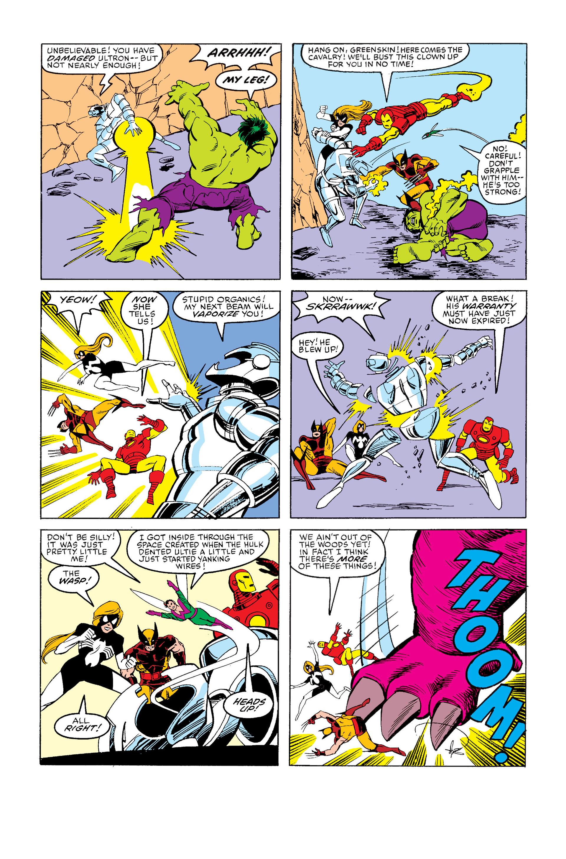 Read online Secret Wars (1985) comic -  Issue #12 - 26