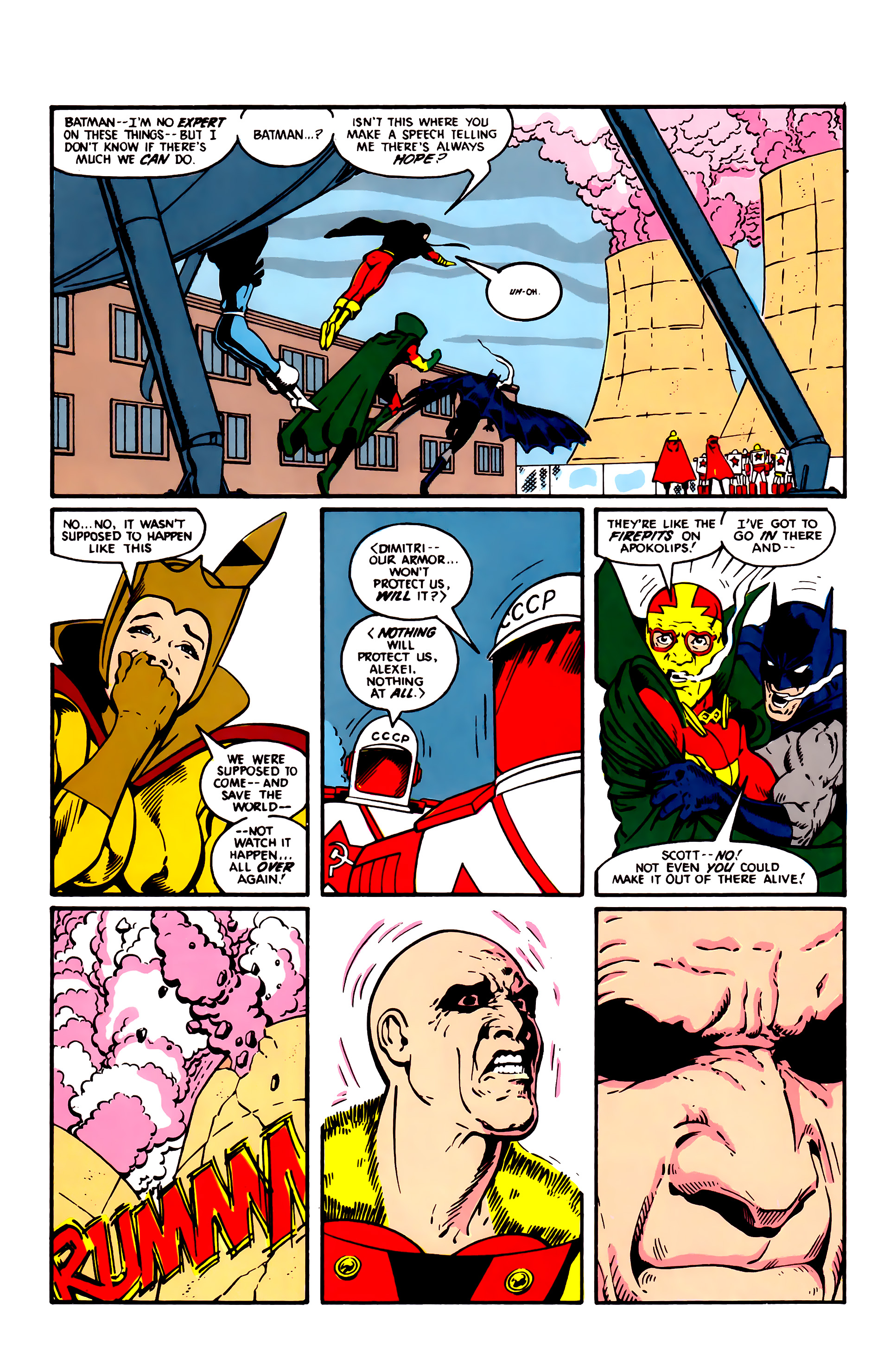 Read online Justice League (1987) comic -  Issue #3 - 20