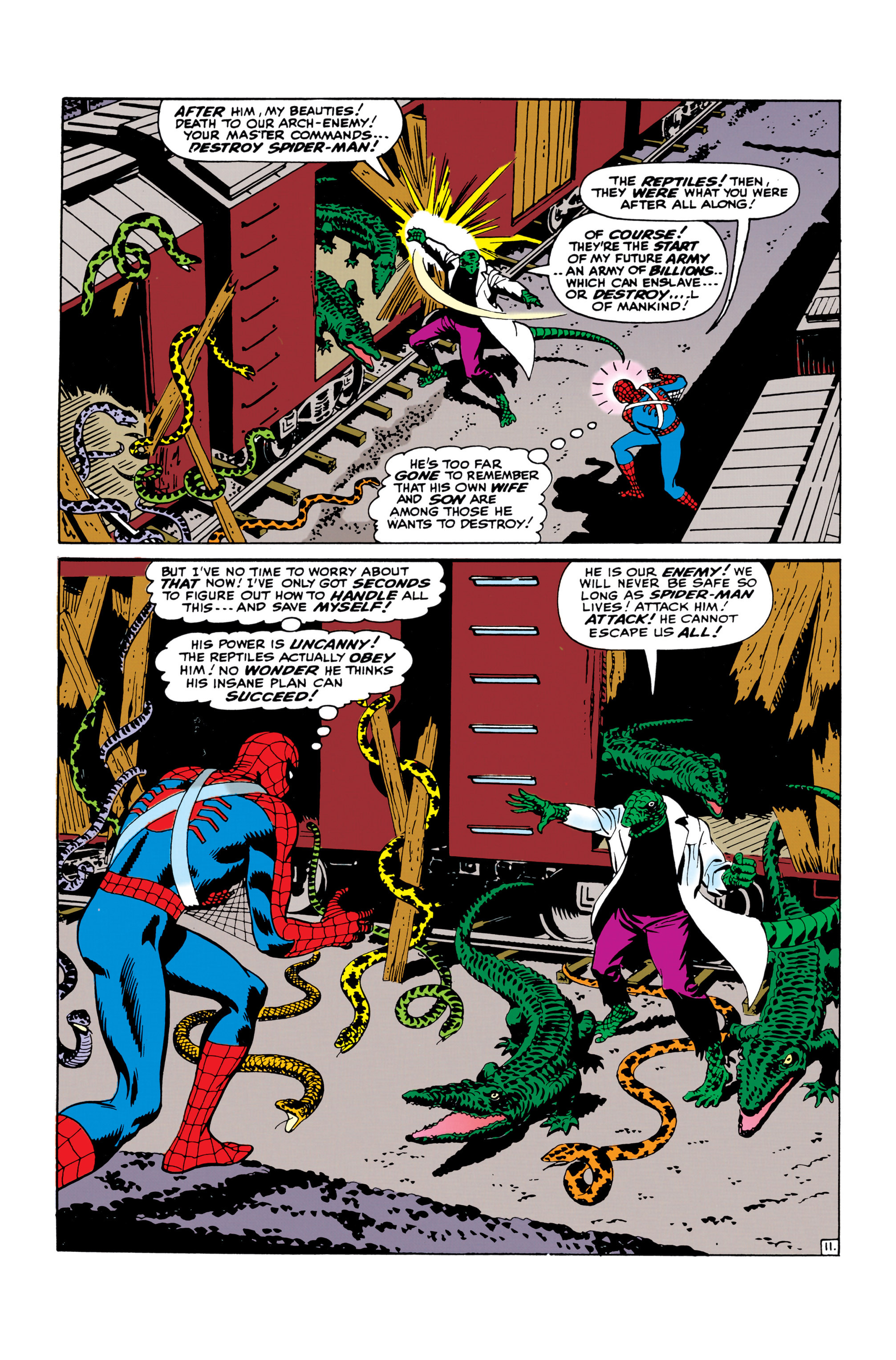 The Amazing Spider-Man (1963) 45 Page 11
