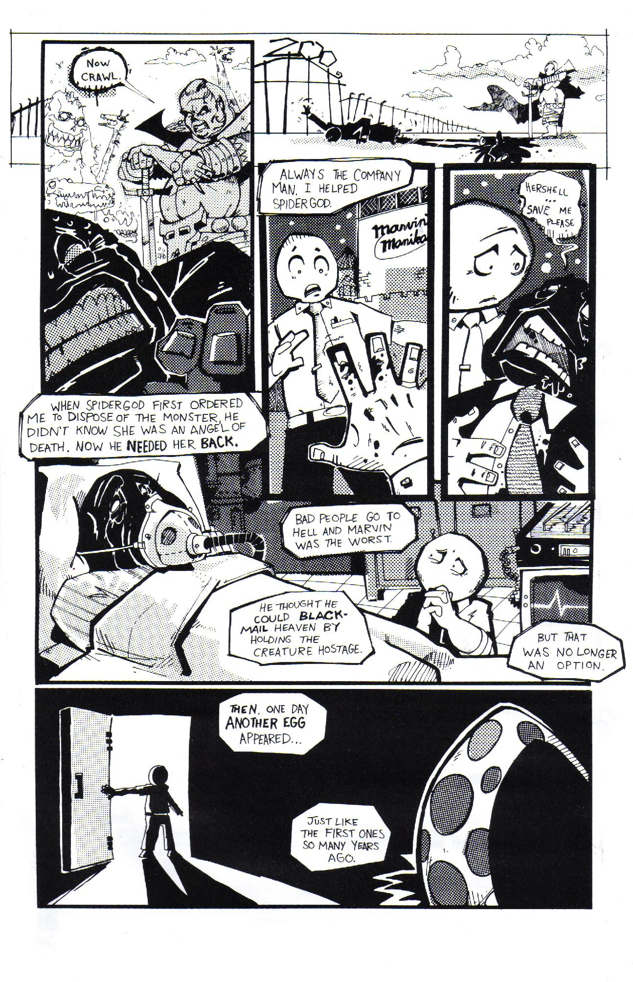 Read online Scud: The Disposable Assassin (2008) comic -  Issue #1 - 14