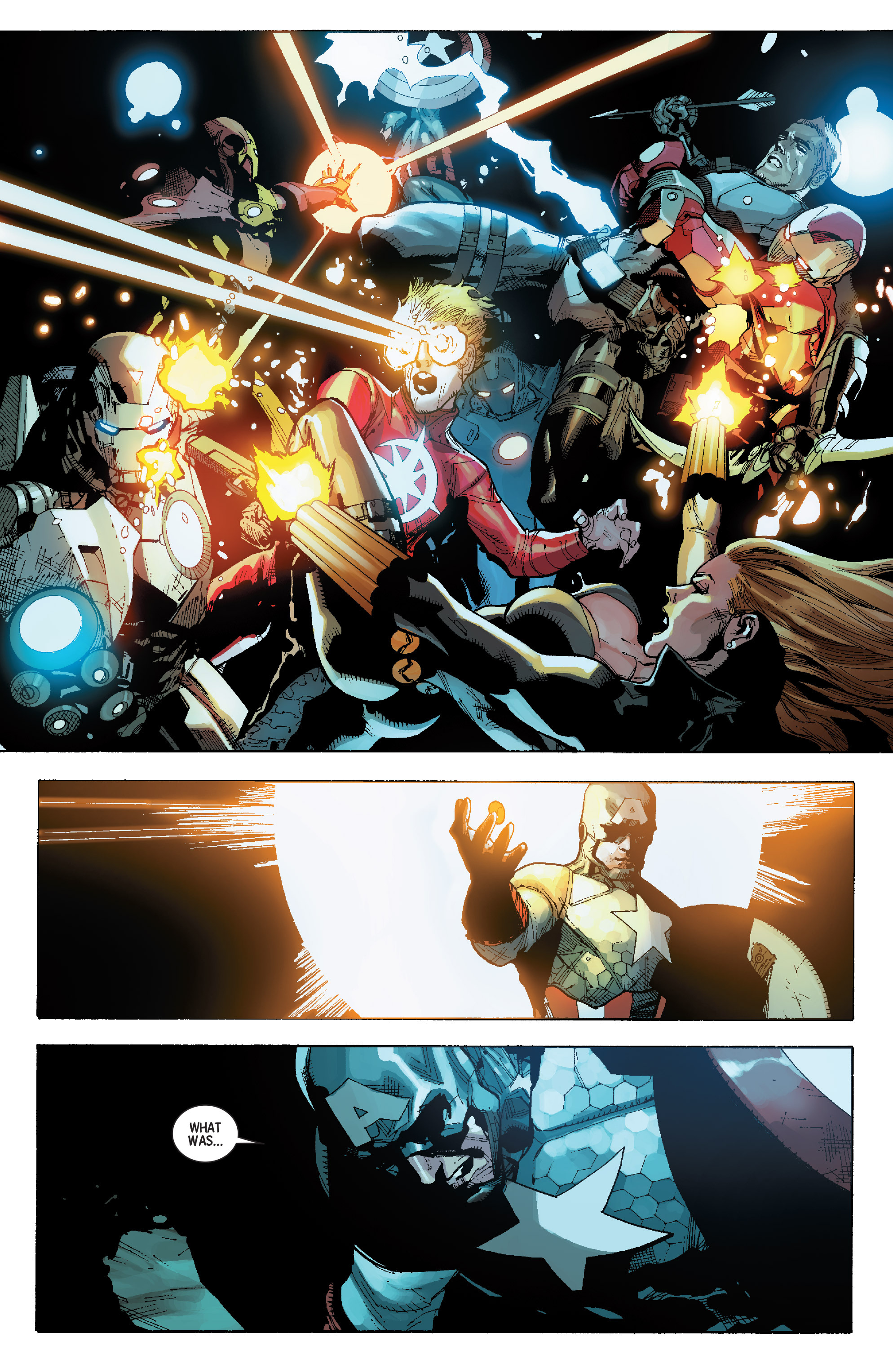 Read online Avengers (2013) comic -  Issue #29 - 28