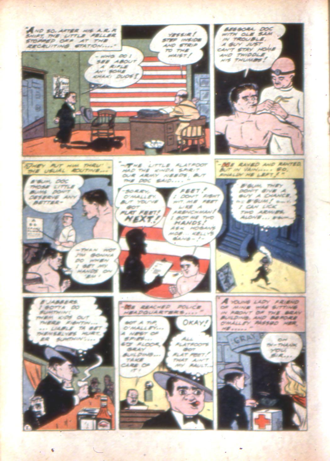 Read online Sensation (Mystery) Comics comic -  Issue #7 - 34