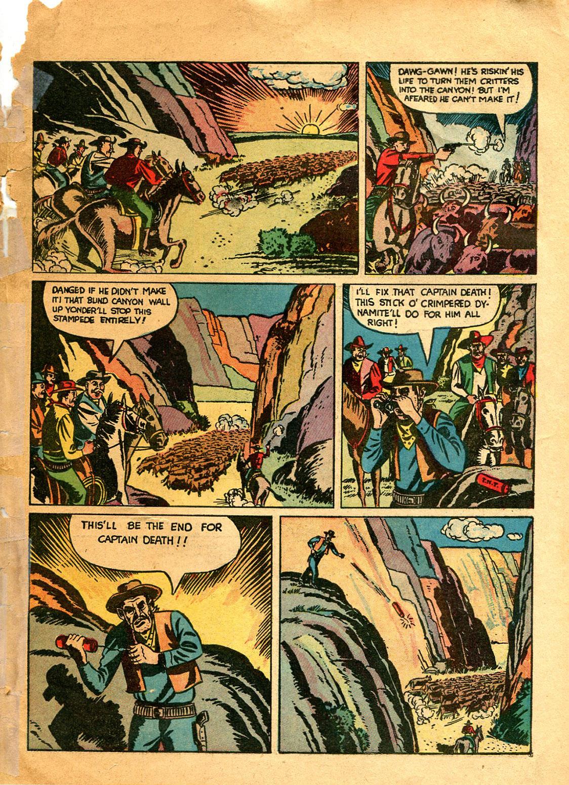 Read online Shadow Comics comic -  Issue #9 - 59