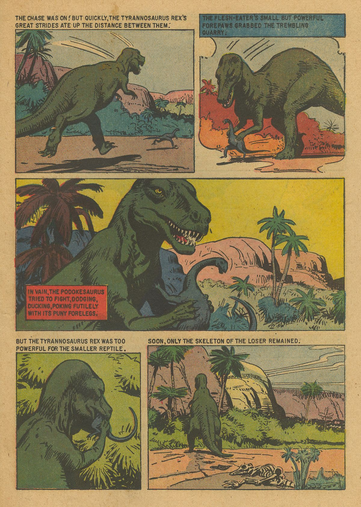 Read online Turok, Son of Stone comic -  Issue #19 - 19