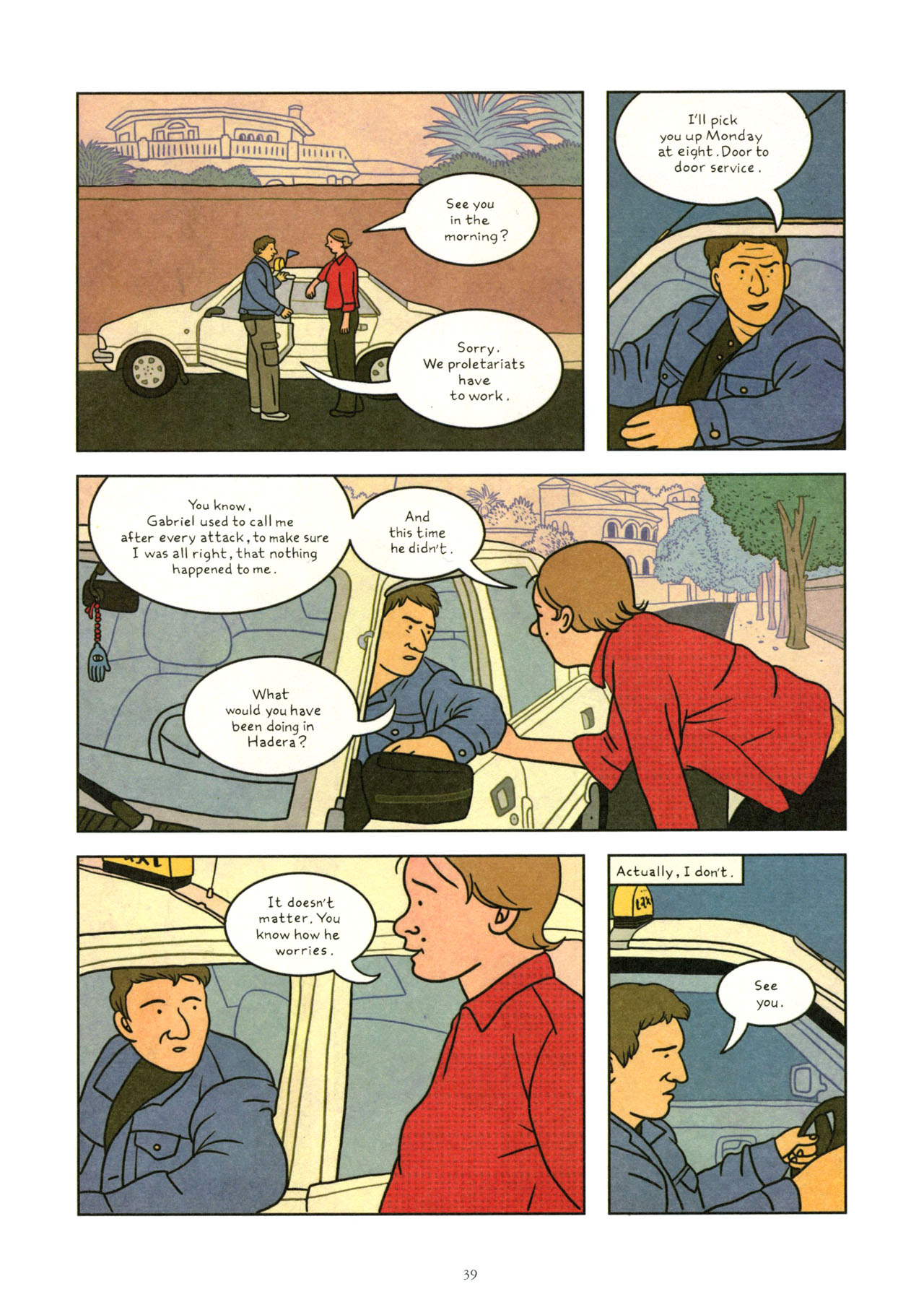 Read online Exit Wounds comic -  Issue # TPB - 40