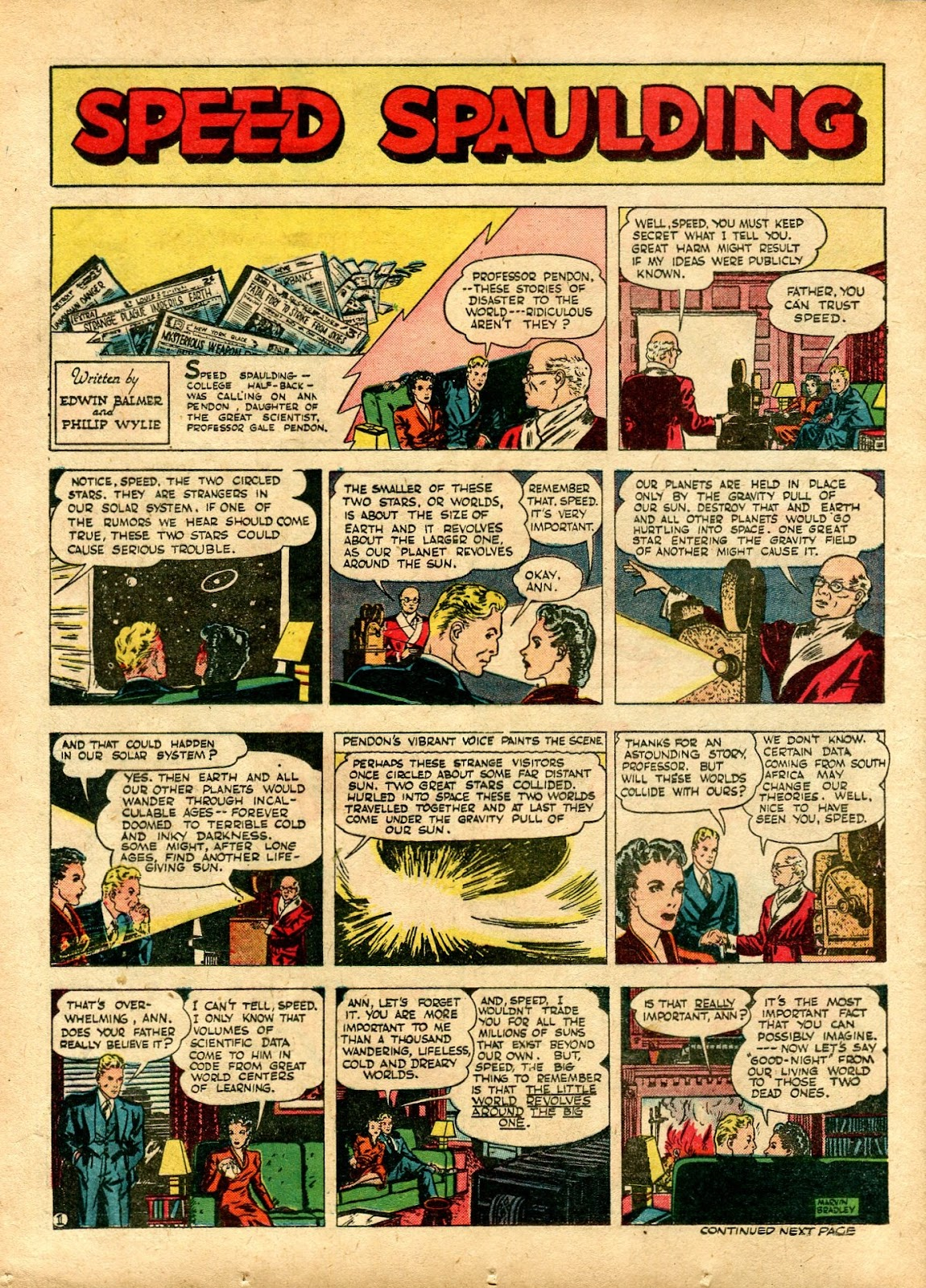 Read online Famous Funnies comic -  Issue #72 - 22