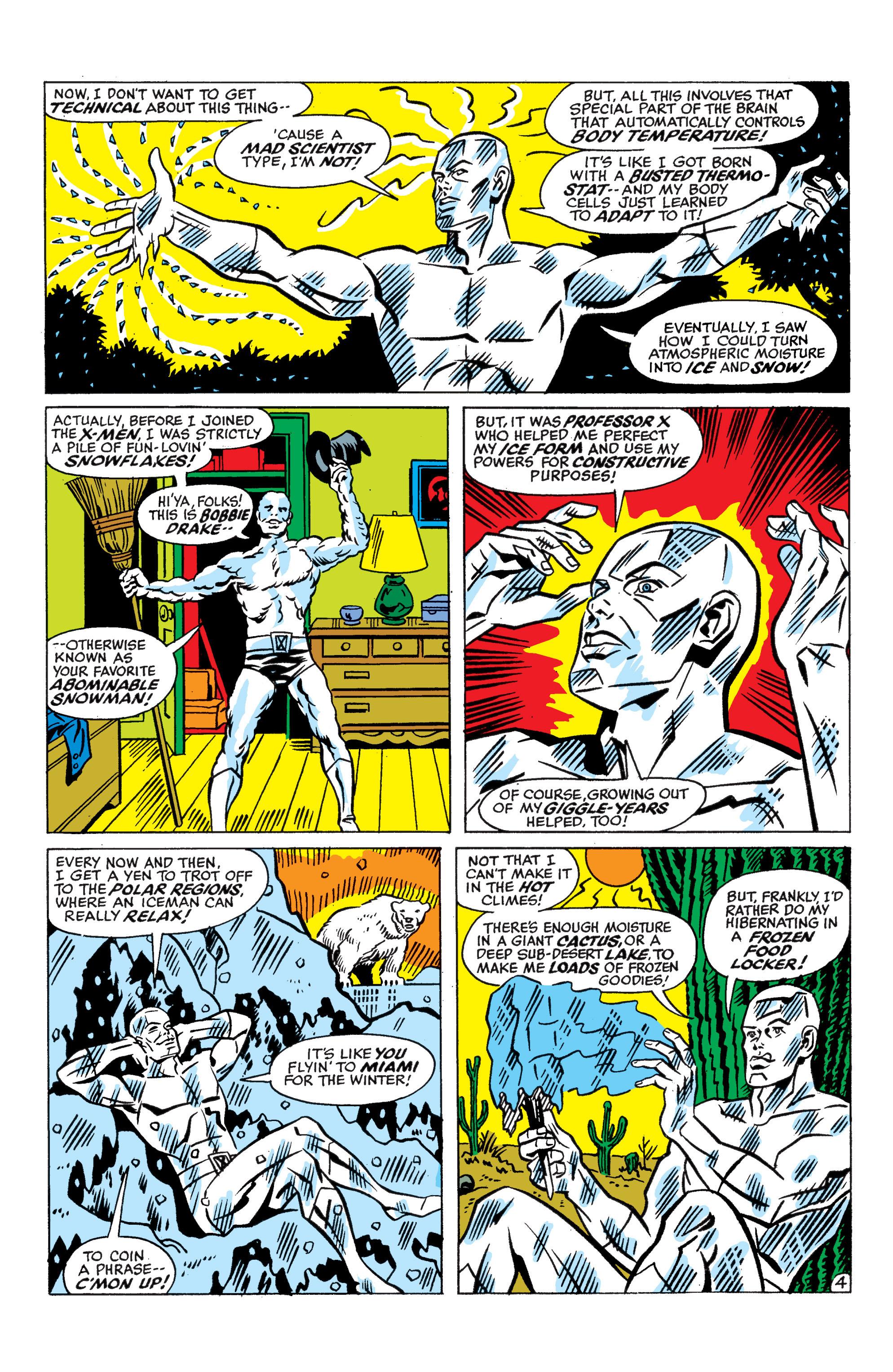Uncanny X-Men (1963) 47 Page 19