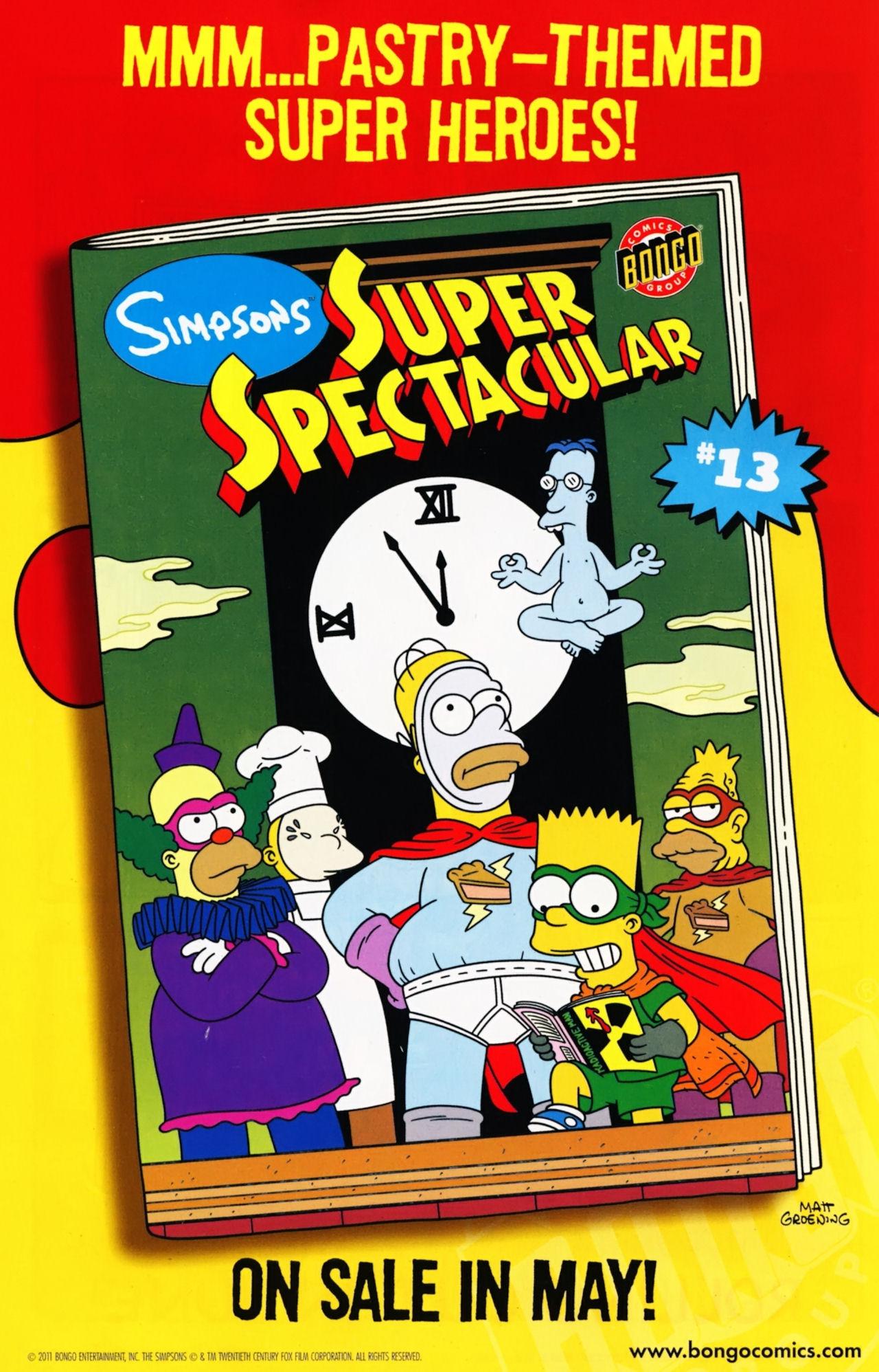 Read online Simpsons Comics Presents Bart Simpson comic -  Issue #60 - 22