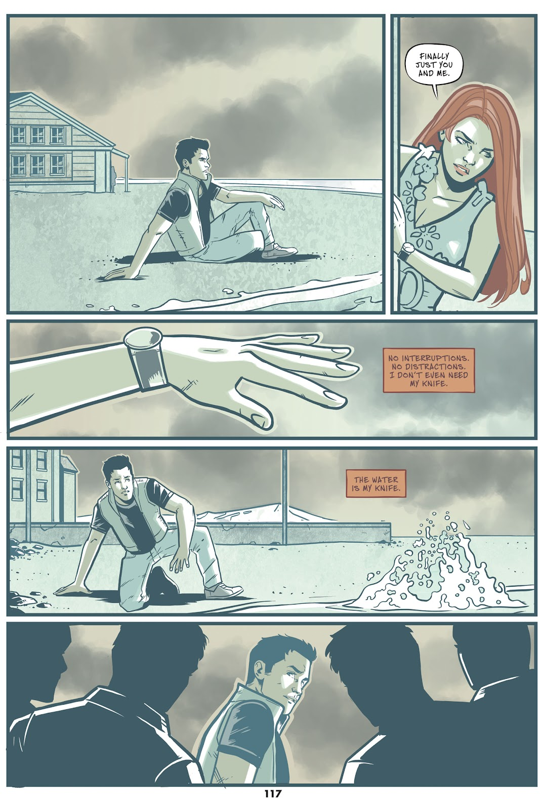 Read online Mera: Tidebreaker comic -  Issue # TPB (Part 2) - 17