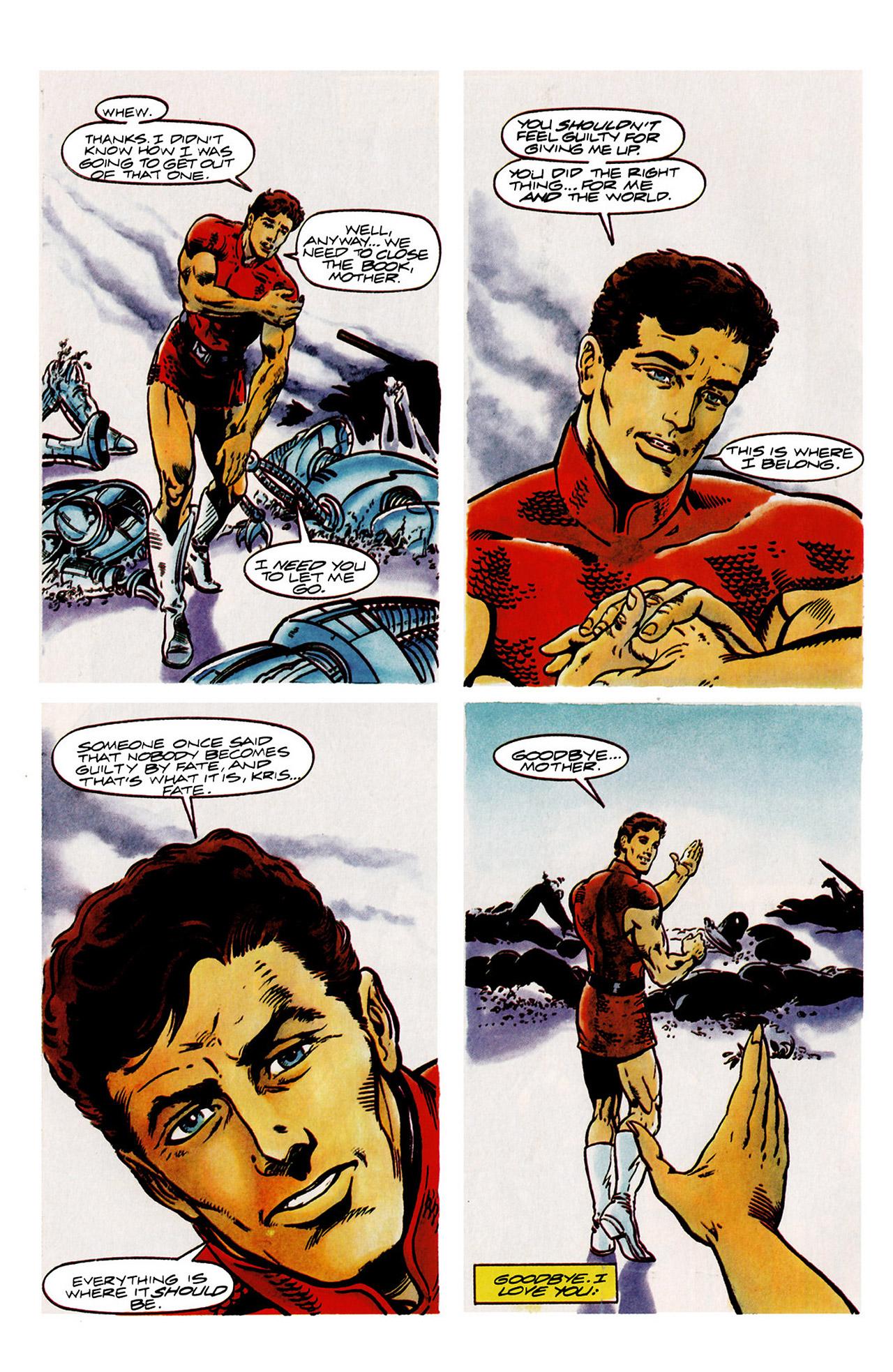 Read online Harbinger (1992) comic -  Issue #14 - 19
